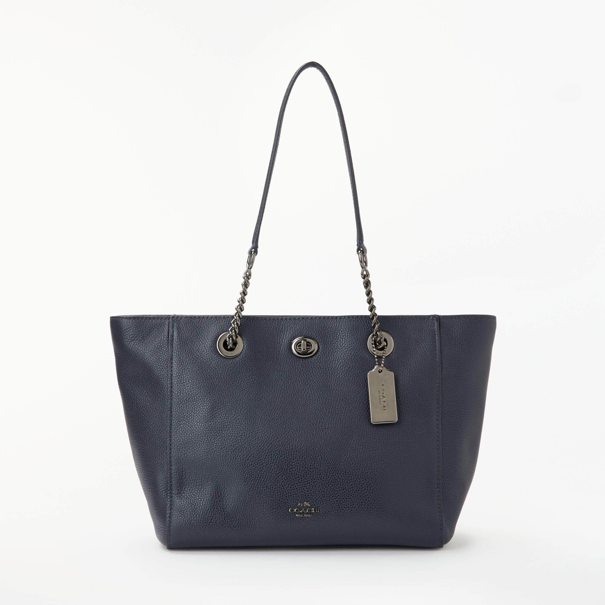 bb056b018bed reduced coach shoulder strap handbags totes 8fe77 0d239