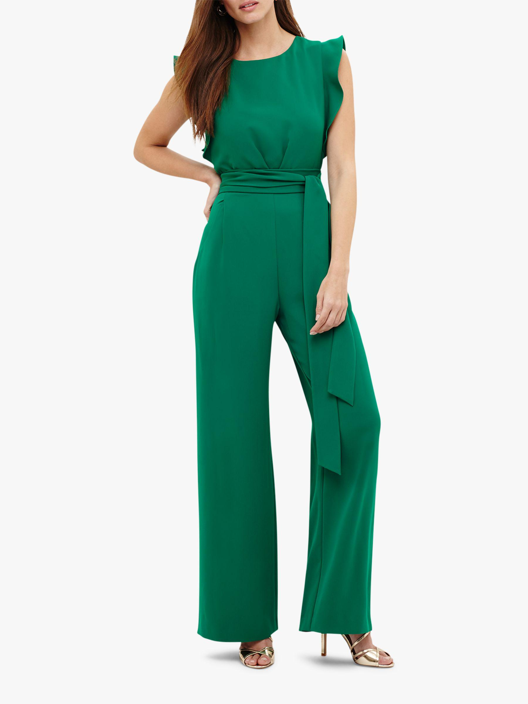 d7fc2b2b78f Phase Eight Victoriana Jumpsuit in Green - Save 4% - Lyst