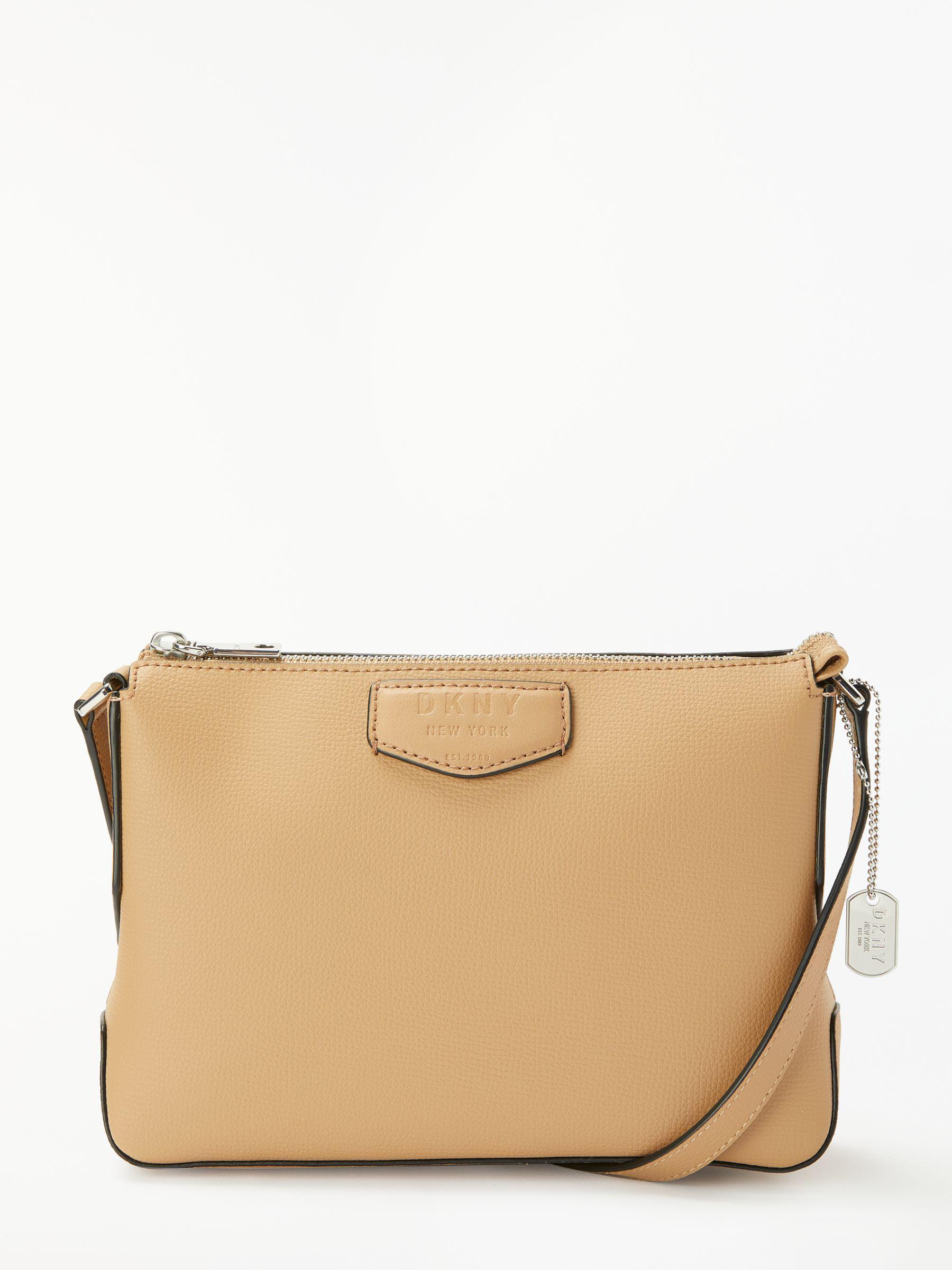986e0992e DKNY Sullivan Top Zip Cross Body Bag - Lyst