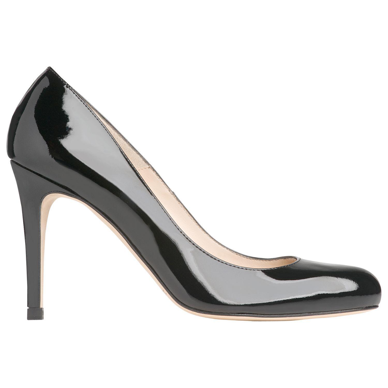 960a23d71b5 L.K.Bennett Stila Patent Leather Court Shoes - Lyst