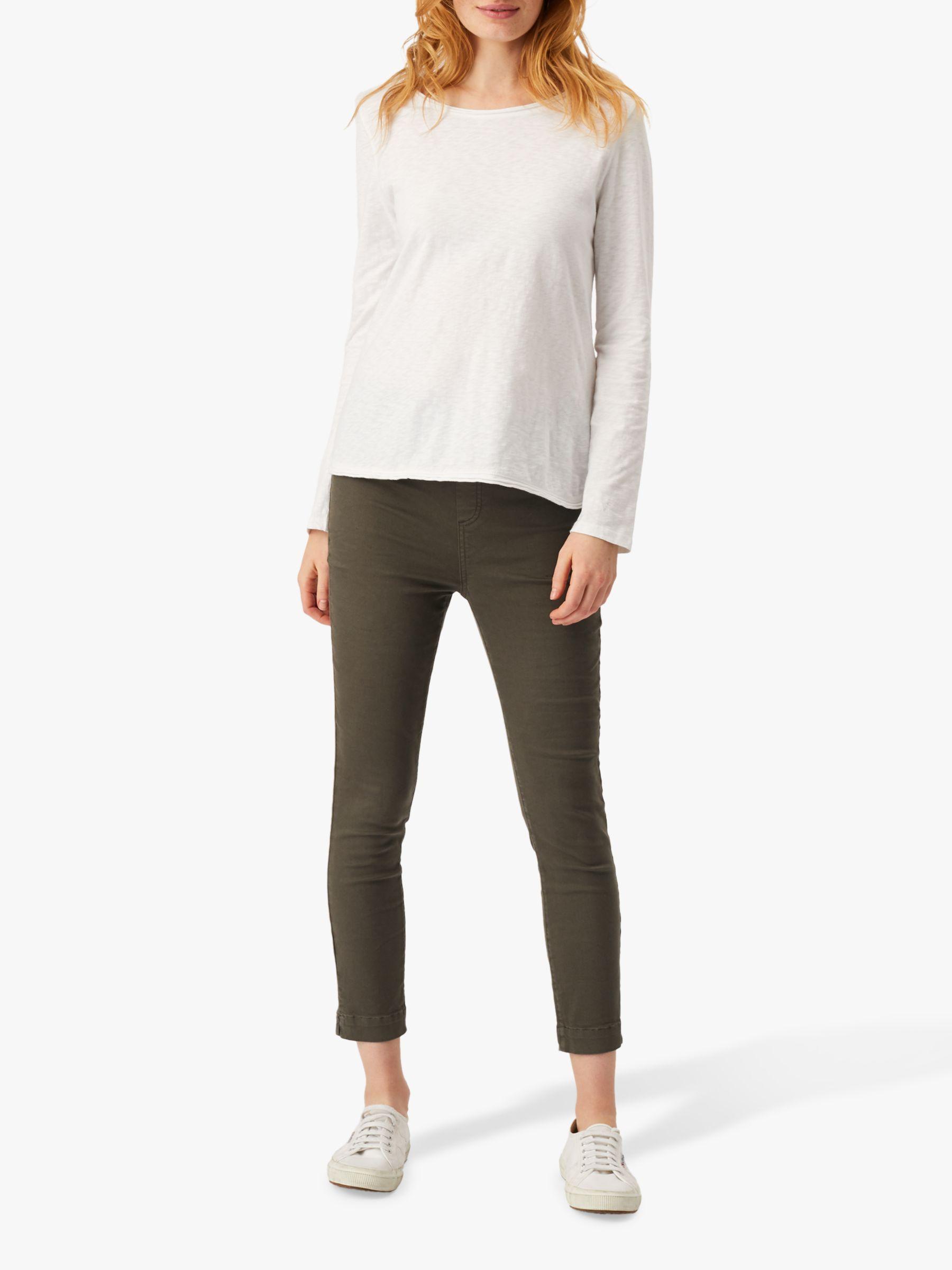 da7919b9988b39 White Stuff. Women's Jade Cropped Jegging Jeans
