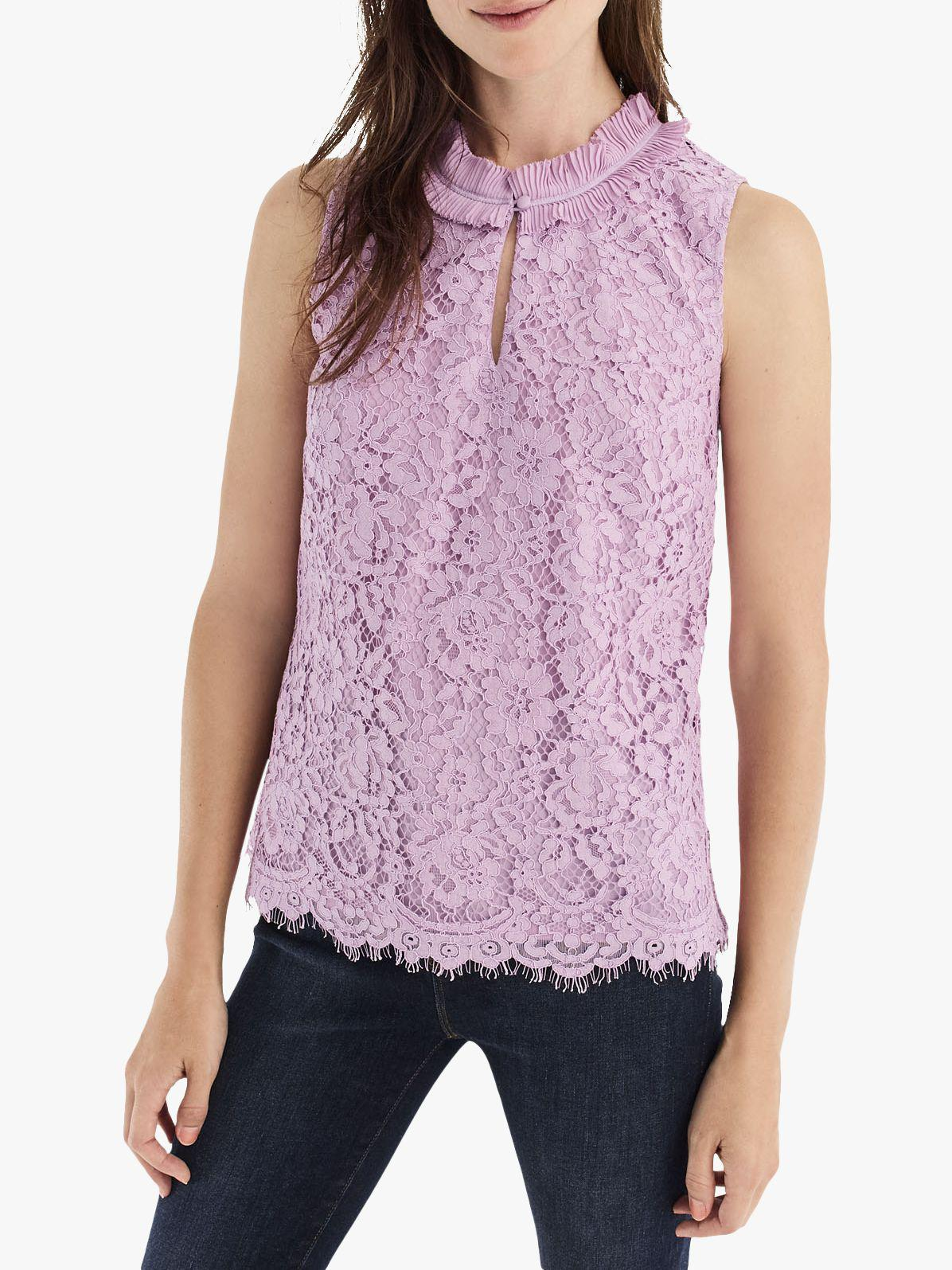 793bfd8116d663 J.Crew. Women s Purple Melody Unicorn Lace Top. £78 £31 From John Lewis and  Partners