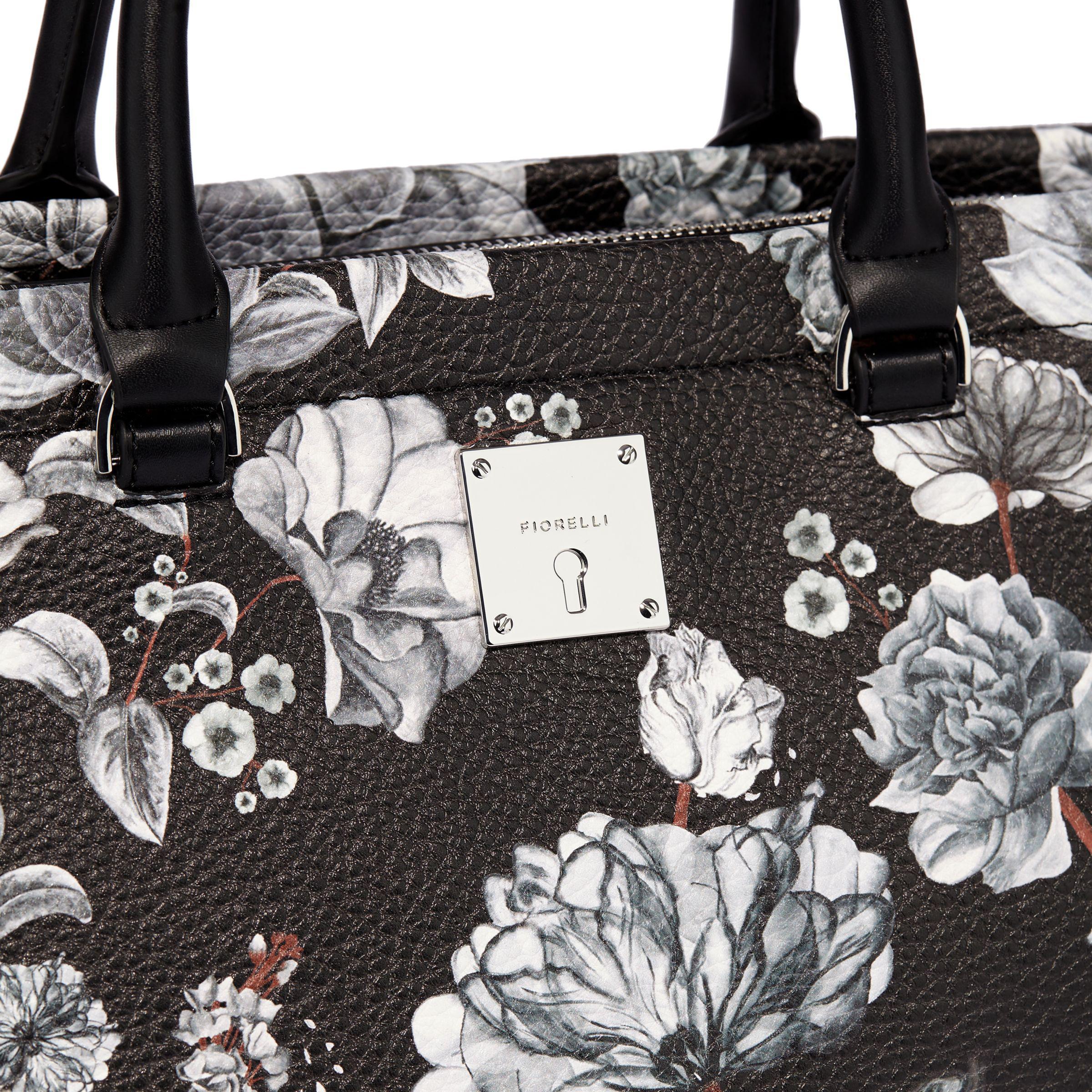 69bda634524a31 Fiorelli Colette Triple Compartment Tote Bag in Black - Lyst