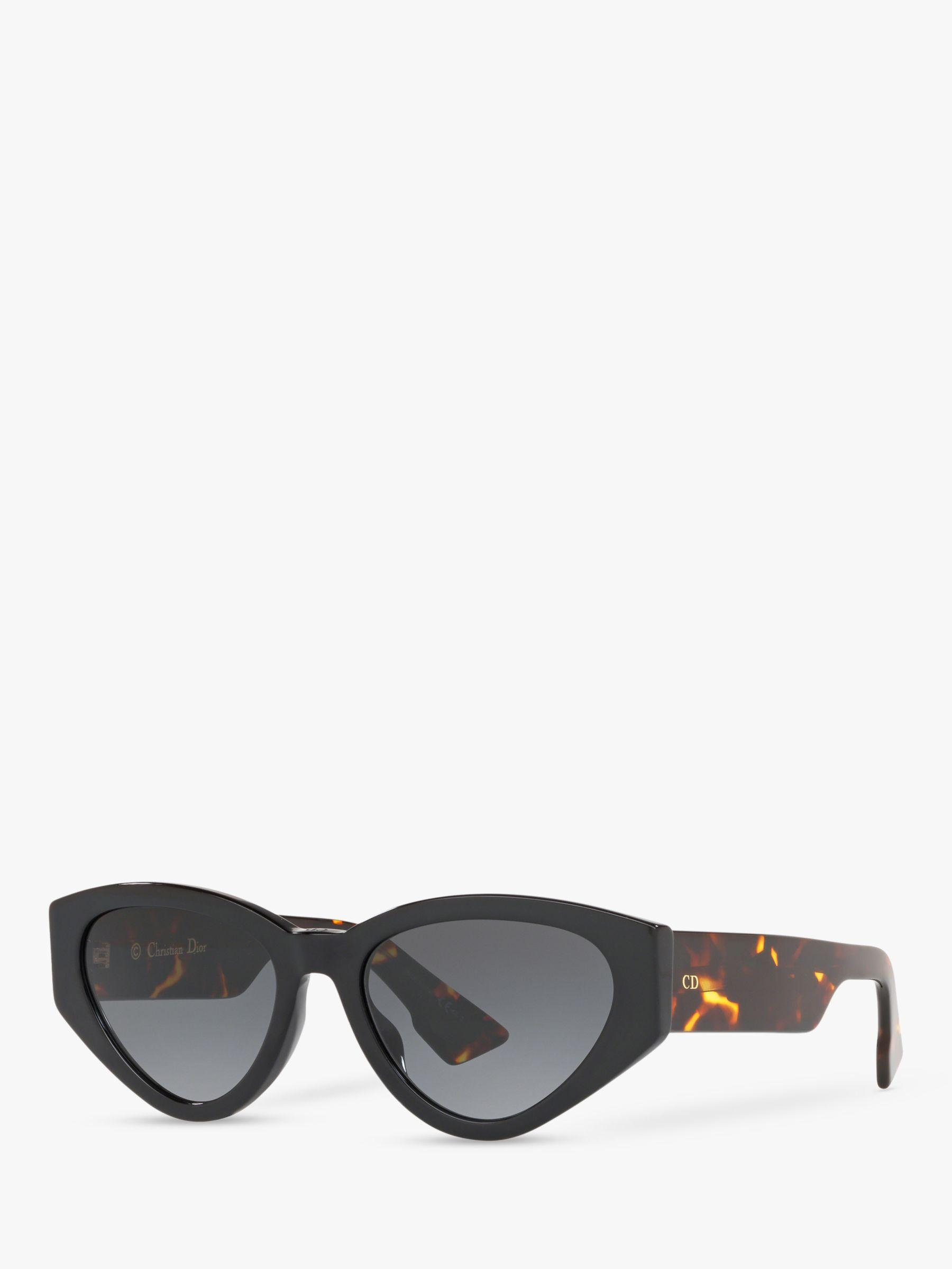 839bddb9da Dior. Black Spirit2 Women s Cat s Eye Sunglasses. £239 From John Lewis and  Partners