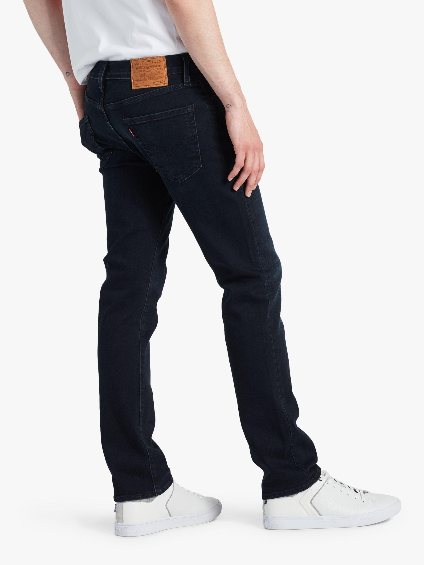 3e98a401821 Levi's 511 Slim Fit Jeans in Blue for Men - Lyst