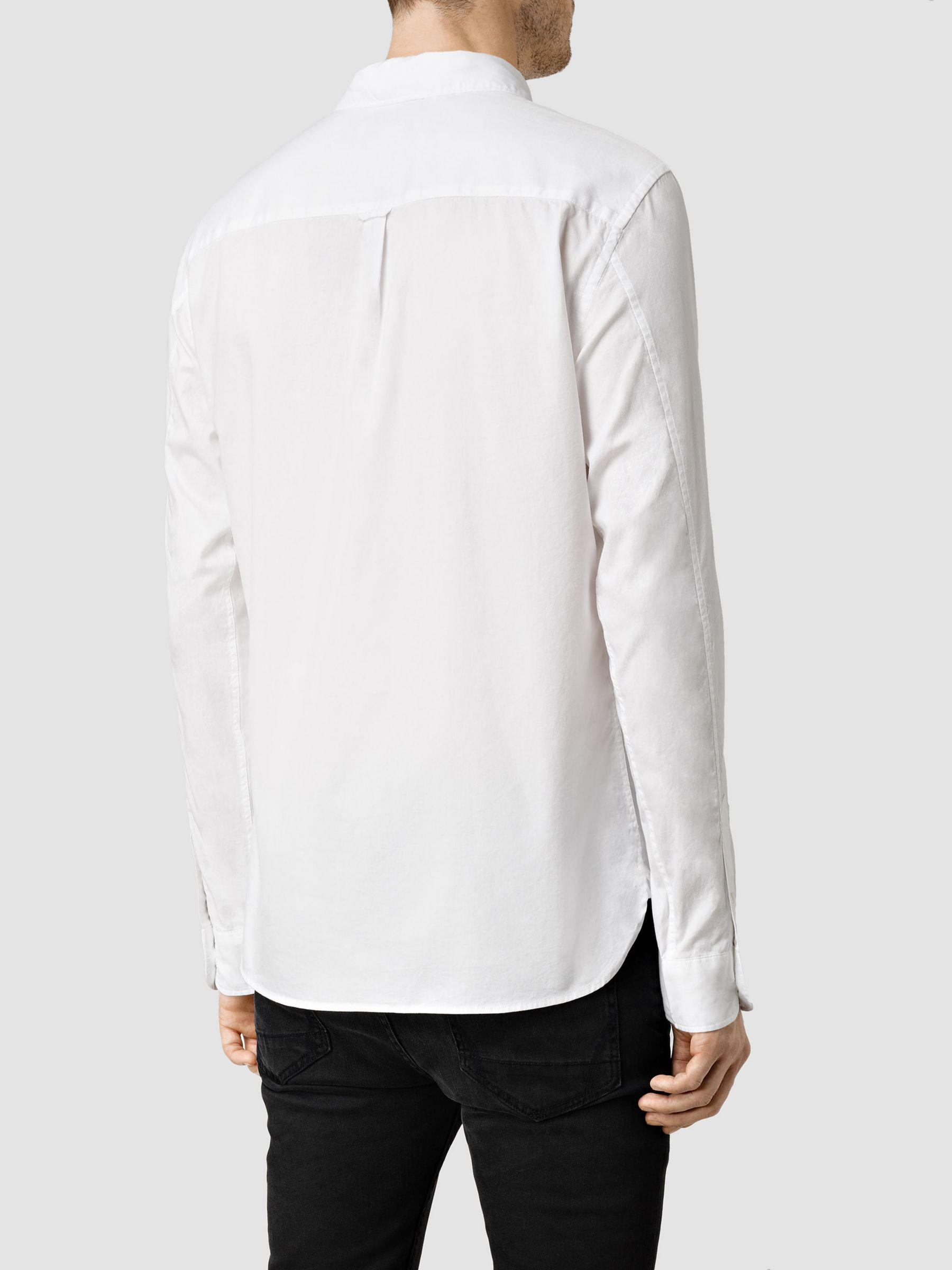 e49098bb All Saints Plain White Shirt – EDGE Engineering and Consulting Limited