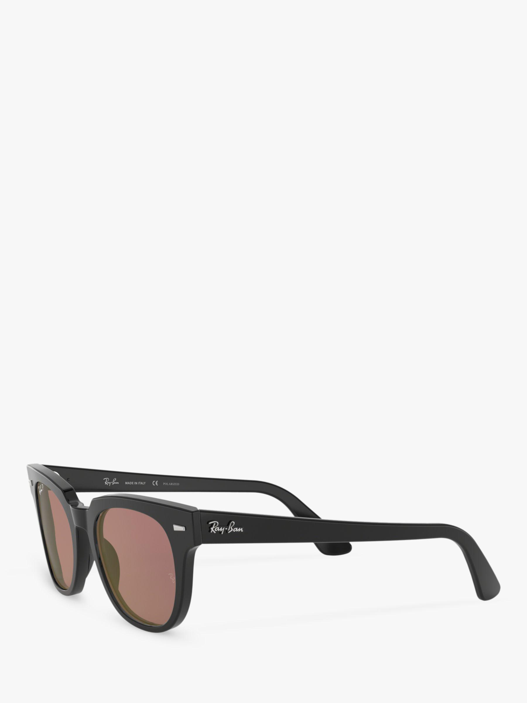 49021e36d1 Ray-Ban Rb2168 Unisex Polarised Square Sunglasses in Black for Men - Lyst