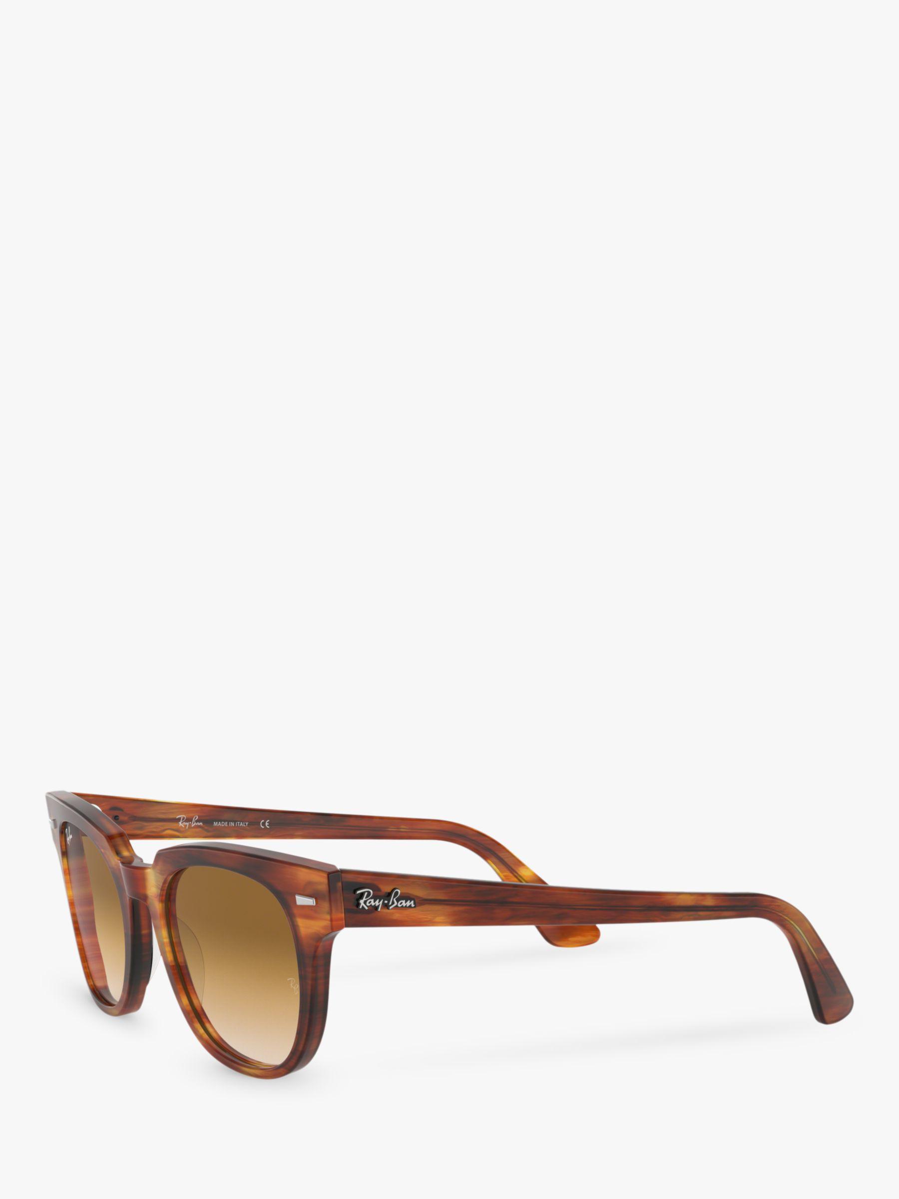 2ddafa832b6 Ray-Ban - Brown Rb2168 Unisex Square Sunglasses for Men - Lyst. View  fullscreen