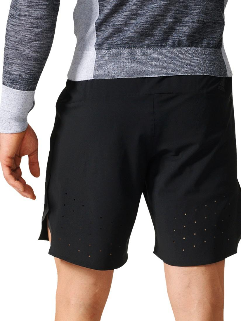 the best attitude 6f2d0 f8118 Adidas Ultra Energy Running Shorts in Black for Men - Lyst