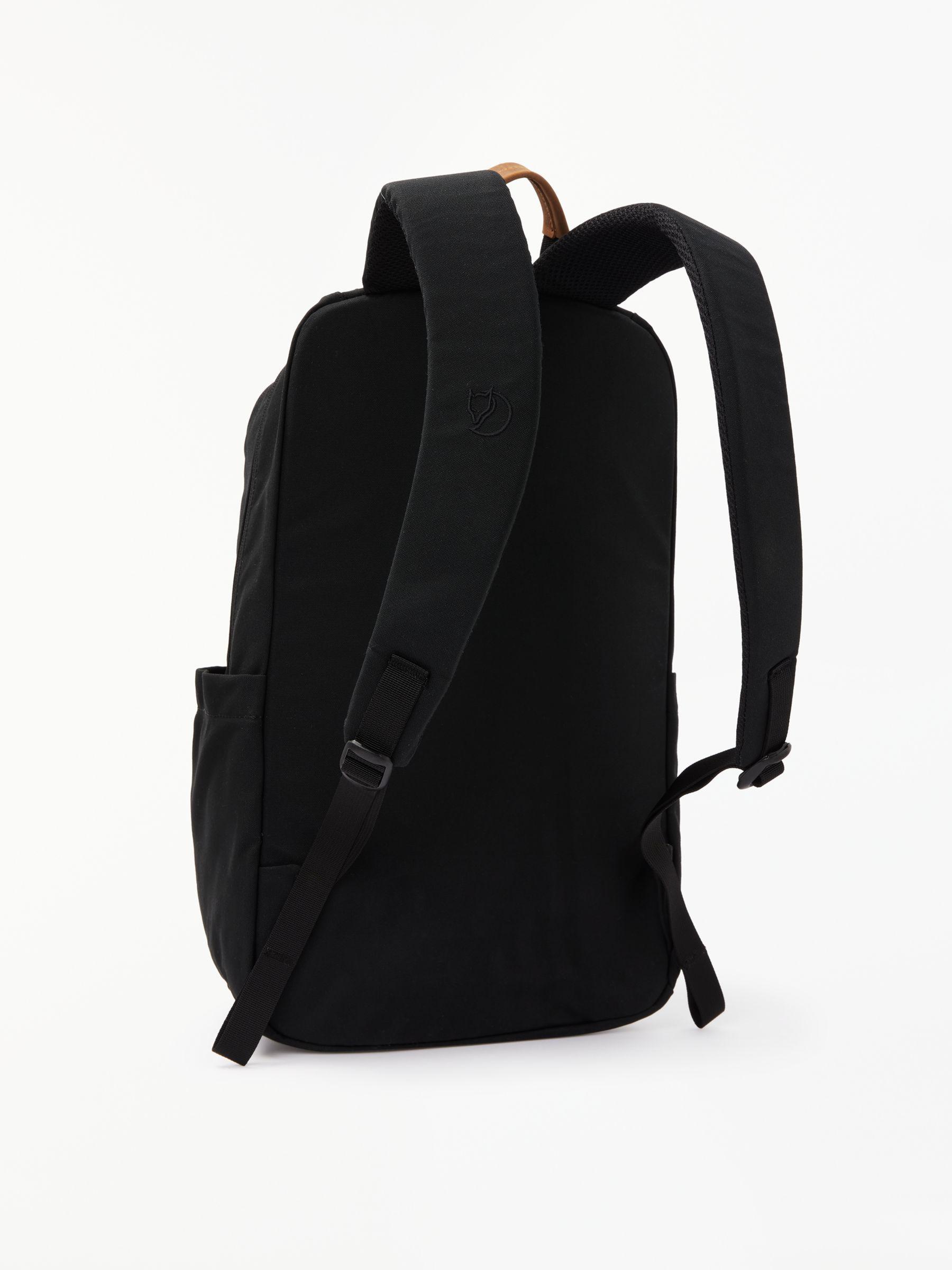 bf3778f22ef27 Fjallraven Raven 20l Backpack in Black - Lyst