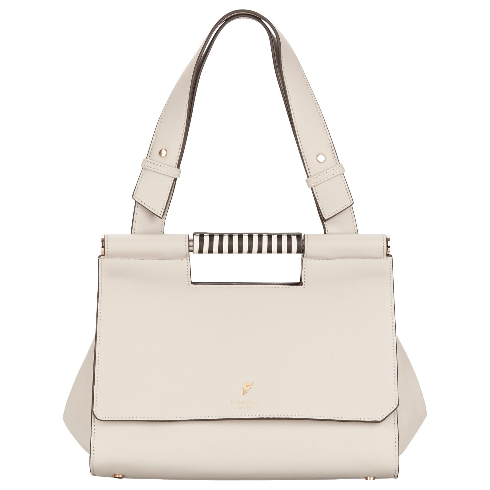 3c7a82d29eb7 Fiorelli Austin Satchel Bag in Gray - Lyst