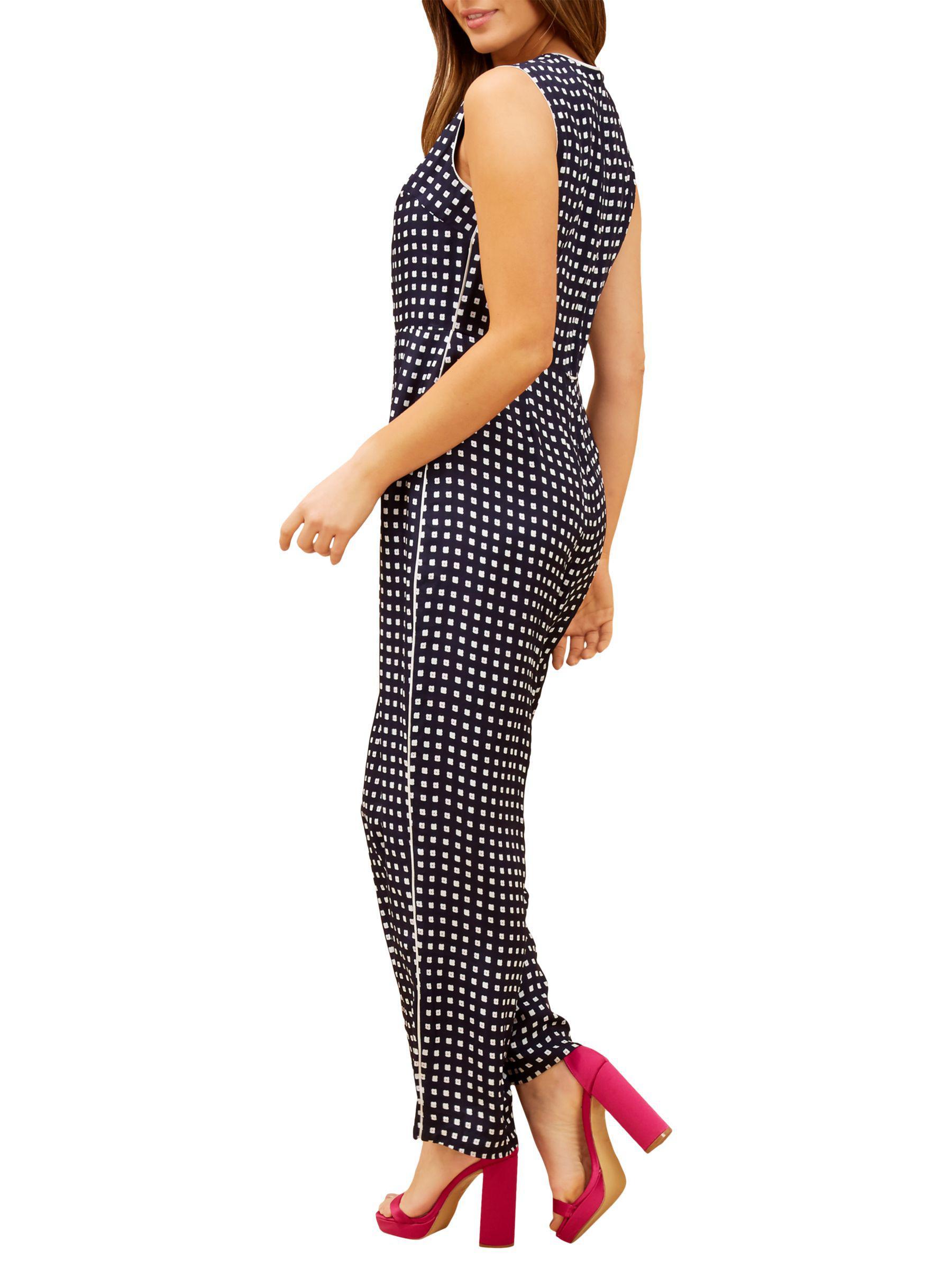 887f771399 Fenn Wright Manson Petite Charlie Jumpsuit in Blue - Lyst
