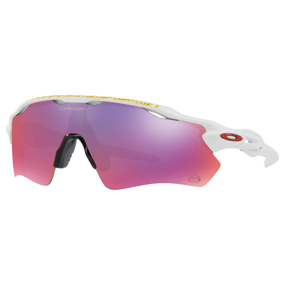 f847549010 ... australia oakley oo9208 radar ev path wrap sunglasses in purple lyst  3162d c9879