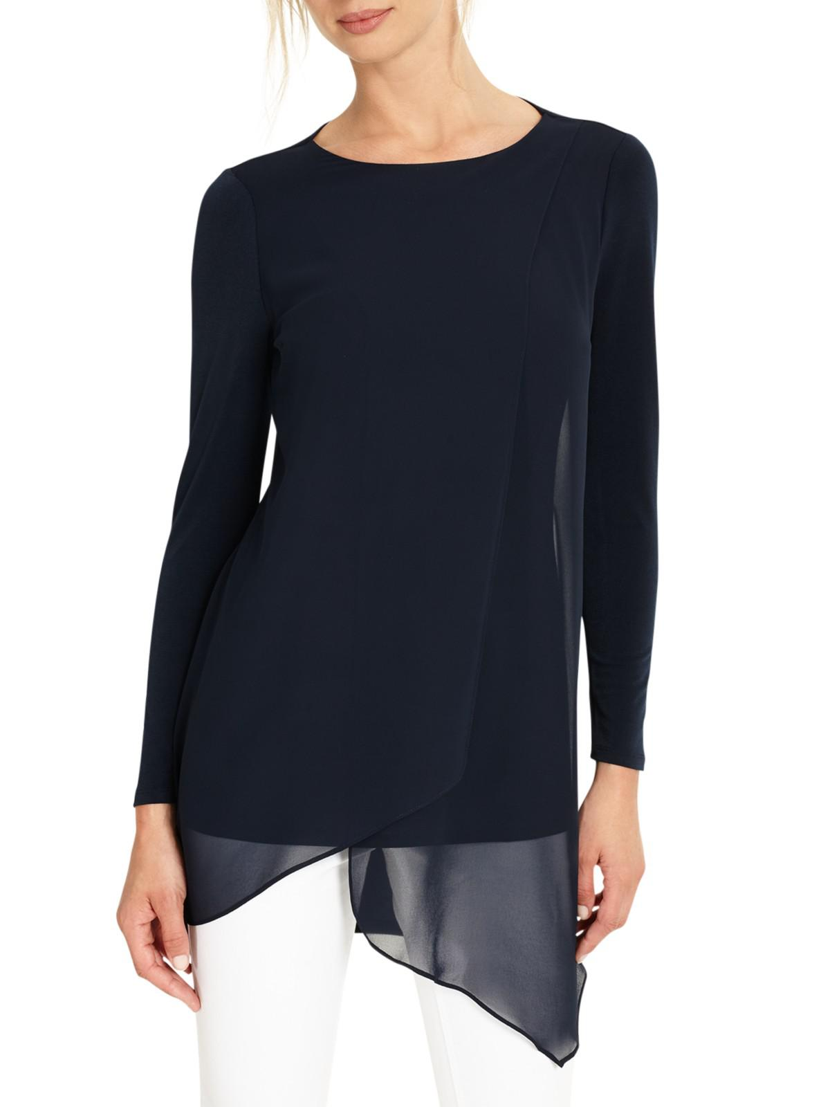 80eb956e103 Phase Eight Vinny Tunic in Blue - Lyst