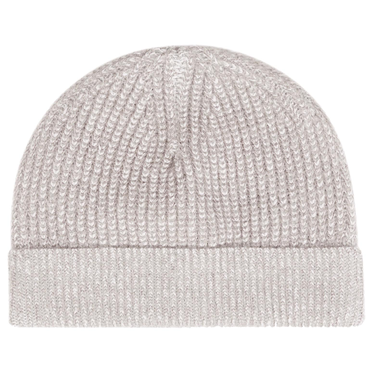 2587706fcac31 Reiss Lincoln Knit Beanie for Men - Lyst