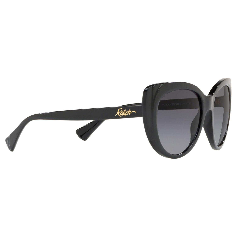 ec558a7f22 Ralph Lauren - Black Ralph Ra5243 Women s Polarised Cat s Eye Sunglasses -  Lyst. View fullscreen