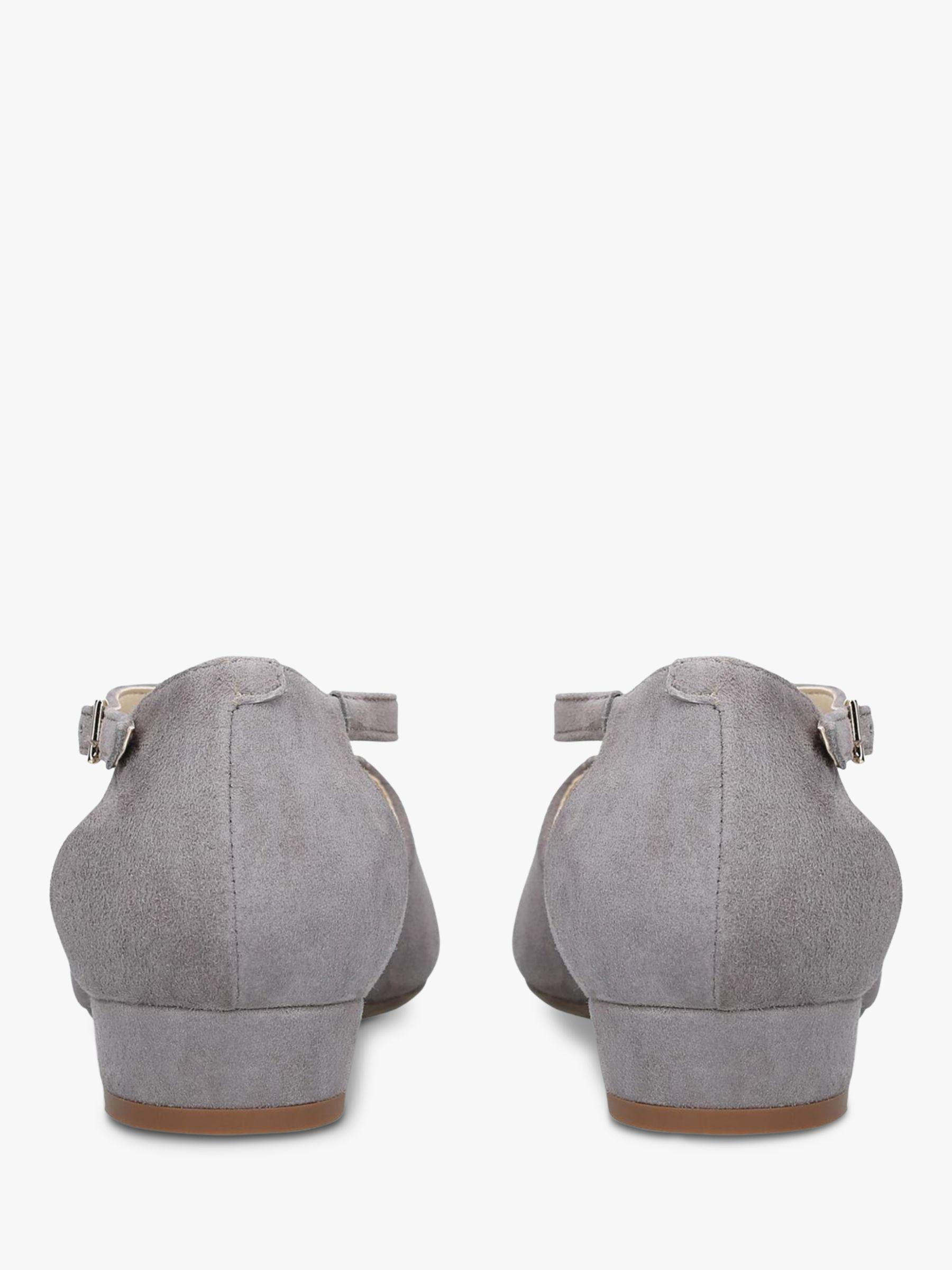 3a69a1cc798 Carvela Kurt Geiger - Multicolor Comfort Amour Low Heel Court Shoes - Lyst.  View fullscreen