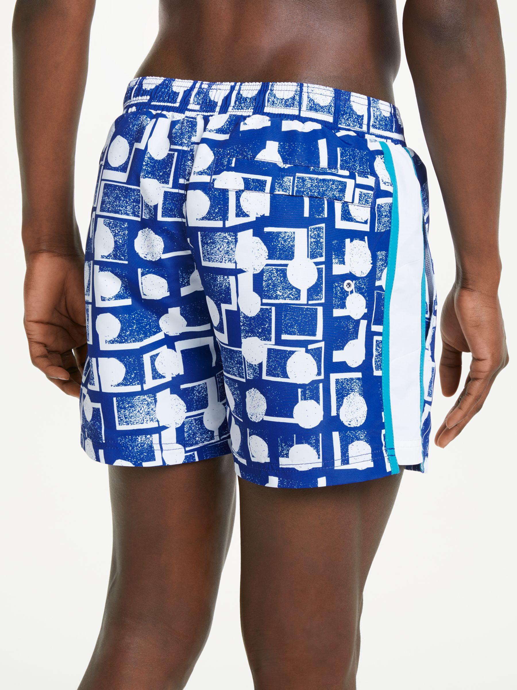 e55dc81b31 John Lewis Kin By Sarah Fennell Nakagin Swim Shorts in Blue for Men ...
