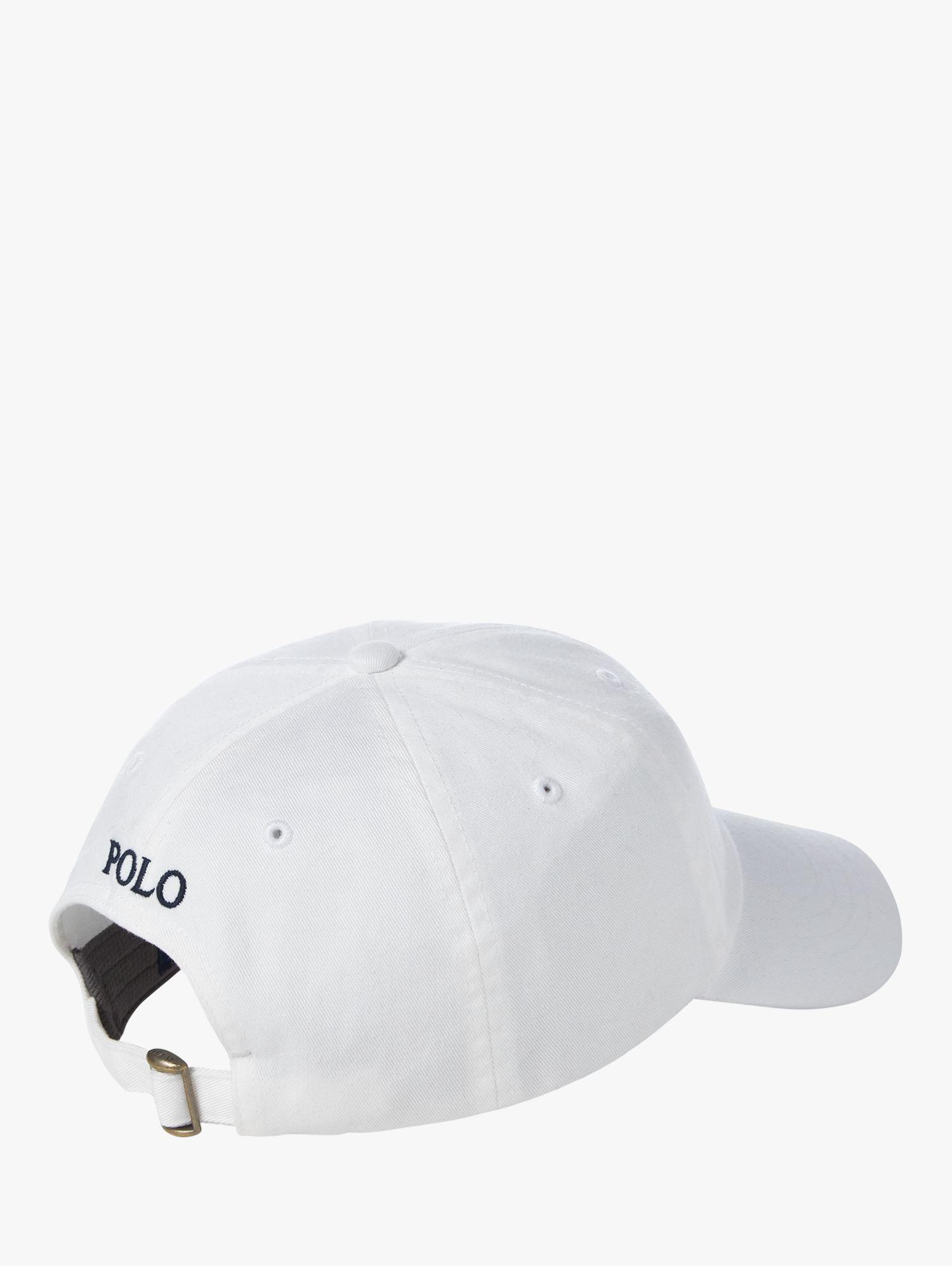 Ralph Lauren - White Polo Golf By Justin Thomas Bear Cap for Men - Lyst.  View fullscreen 30e7c8506fb3