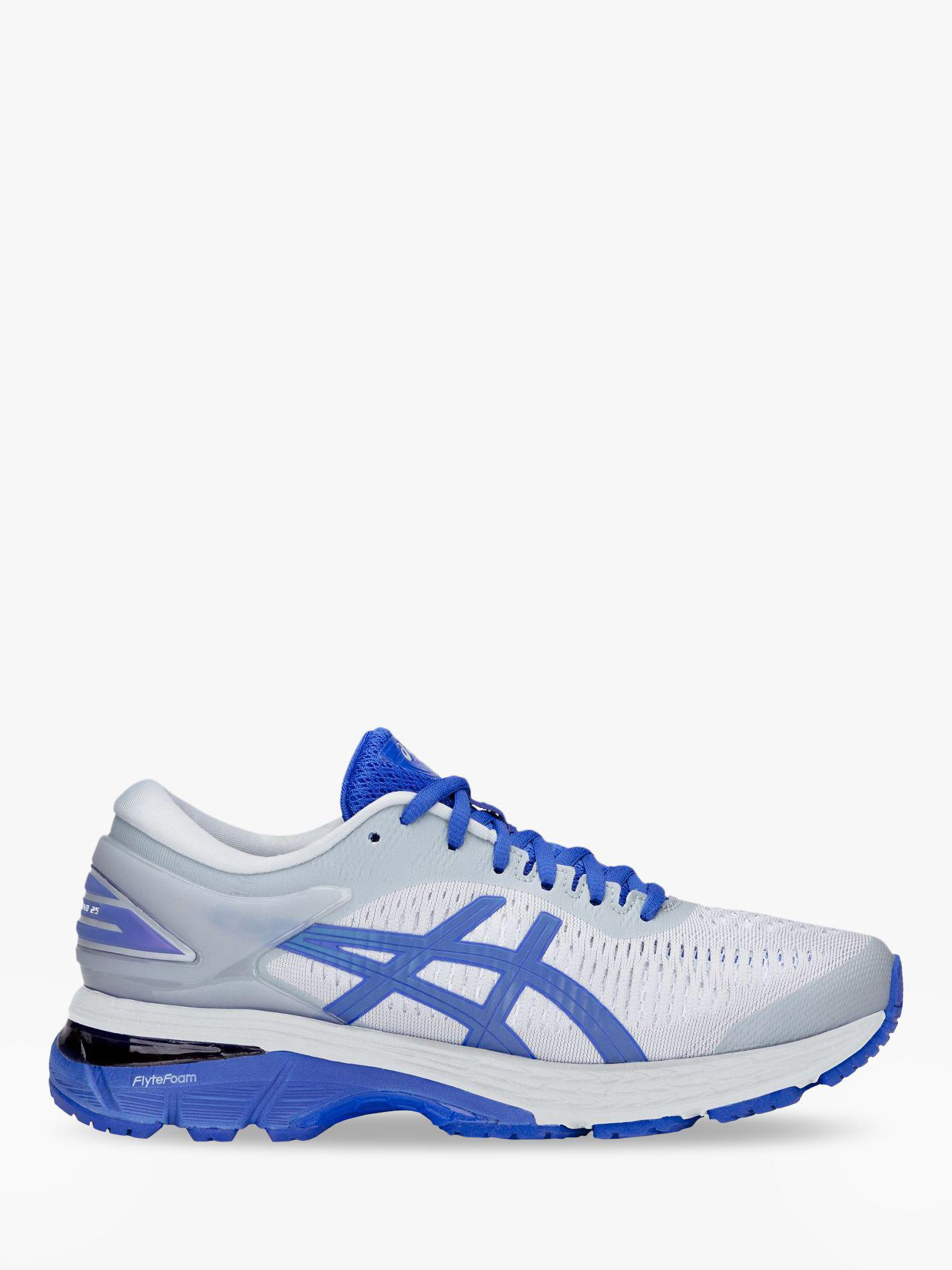66b04f89872875 Asics. Blue Gel-kayano 25 Women s Running Shoes. £155 From John Lewis and  Partners