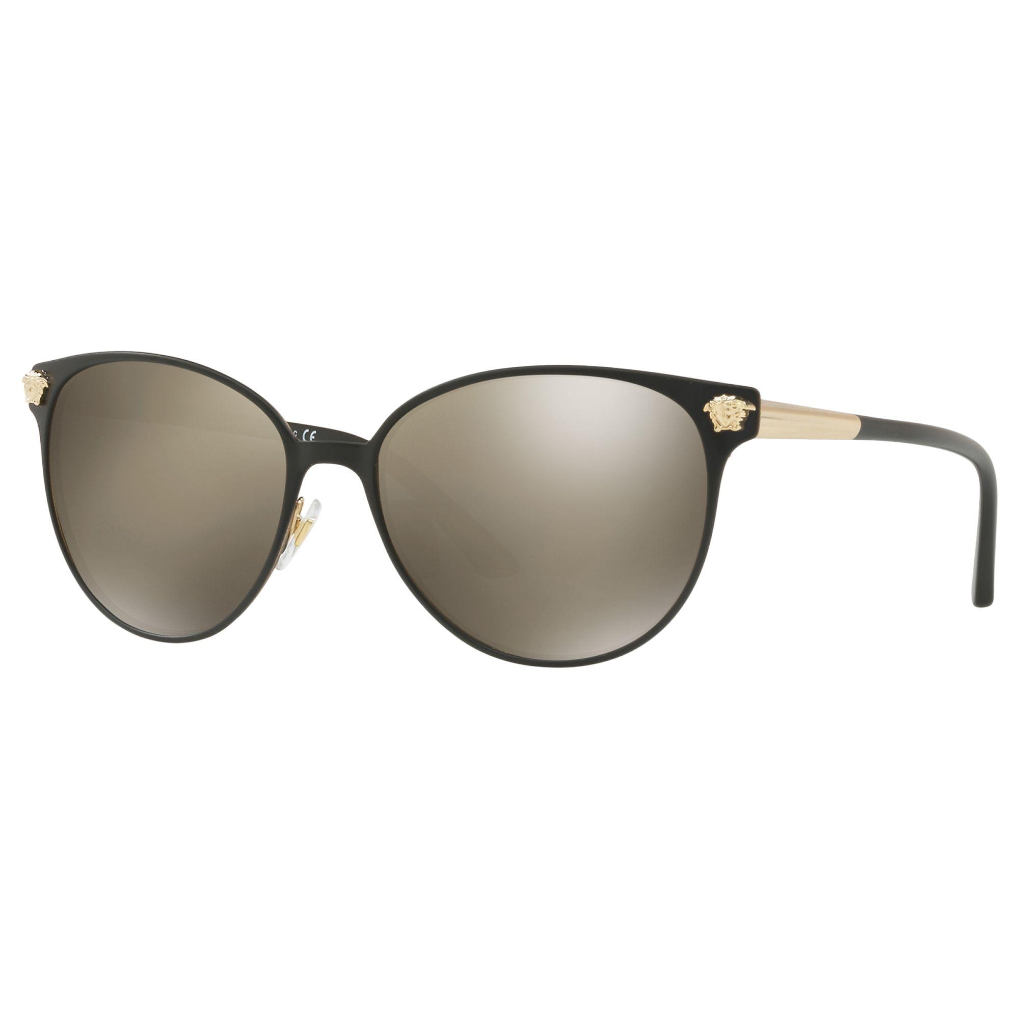 f720013255646 Versace Ve2168 Men s Oval Sunglasses in Brown for Men - Lyst