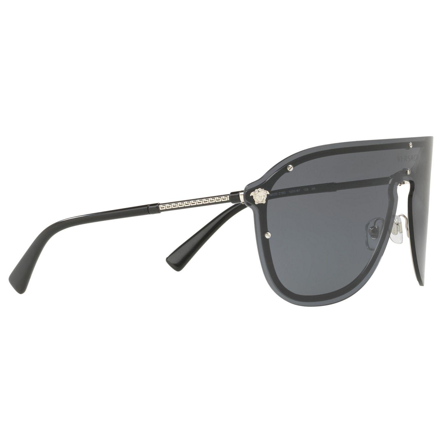 e961bdb416c Versace - Multicolor Ve2180 Women s Aviator Sunglasses - Lyst. View  fullscreen