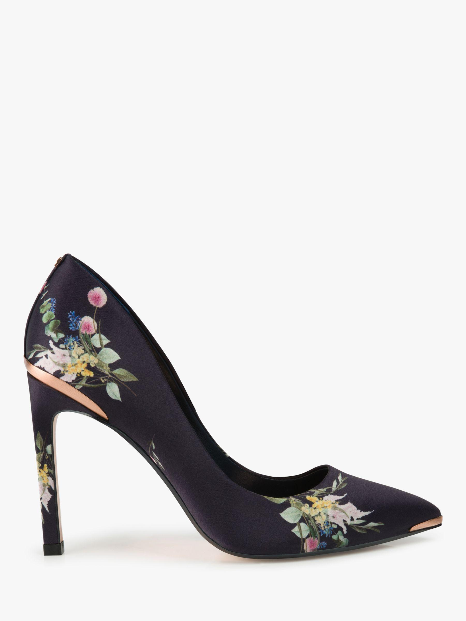 3dfda6f3f Ted Baker Melnip Stiletto Heel Court Shoes in Blue - Save 20% - Lyst