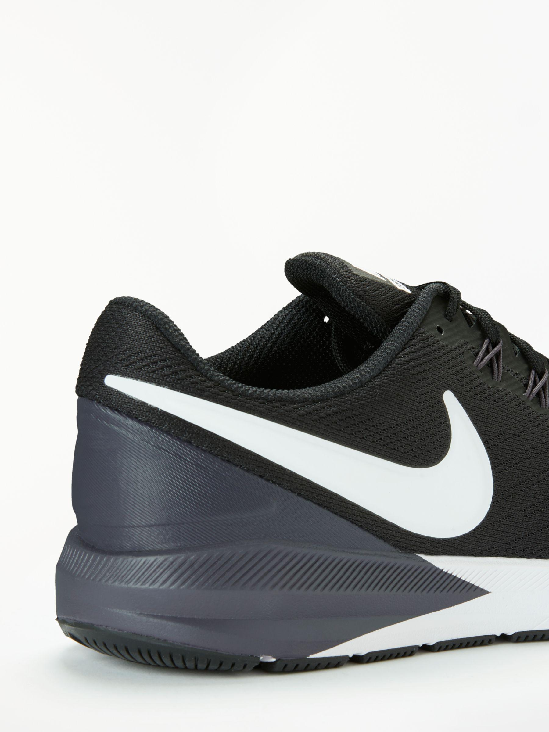 23ba9fcc803 Nike Air Zoom Structure 22 Men s Running Shoes in Black for Men - Lyst