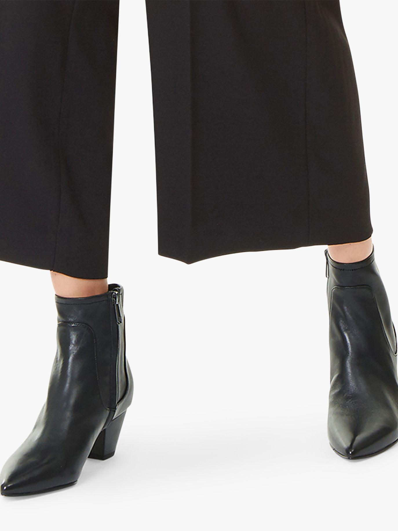 256c65b0cf0187 Sam Edelman Karlee Ankle Boots in Black - Save 65% - Lyst