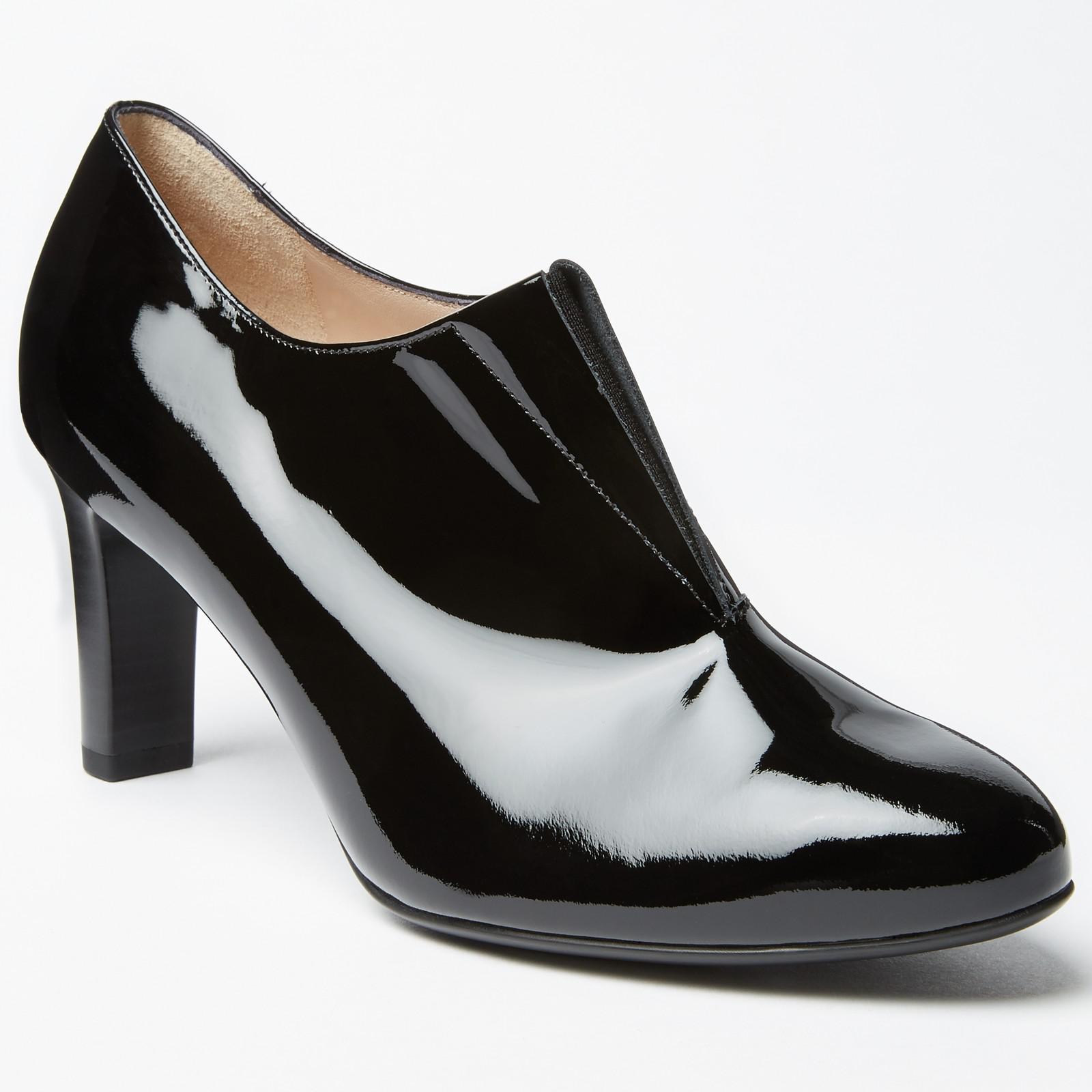 6950e82a7c23 Peter Kaiser Hanara Block Heeled Shoe Boots in Black - Lyst
