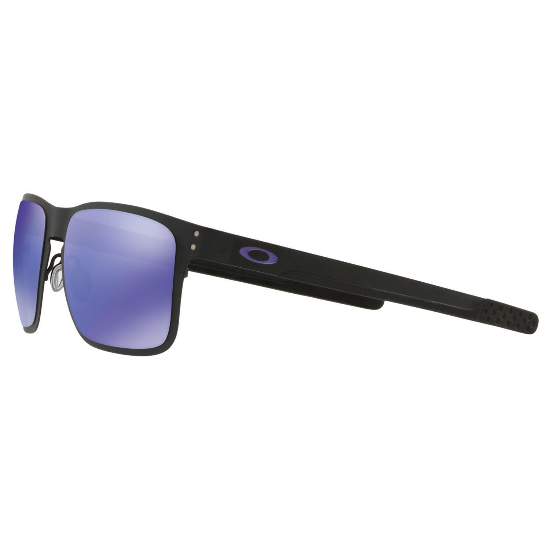 8208546d2b26c Oakley Oo4123 Men s Holbrook Metal Square Sunglasses in Black for ...