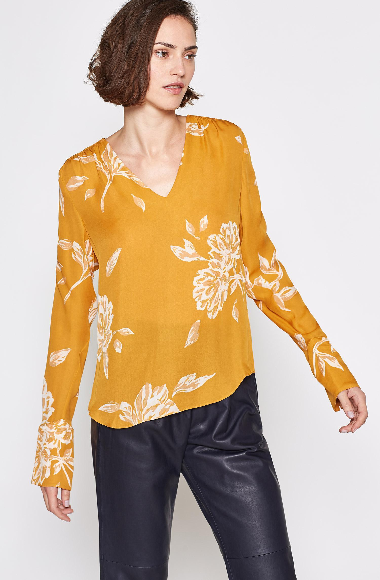 6d39dc1918824 Joie - Multicolor Galvin Silk Top - Lyst. View fullscreen