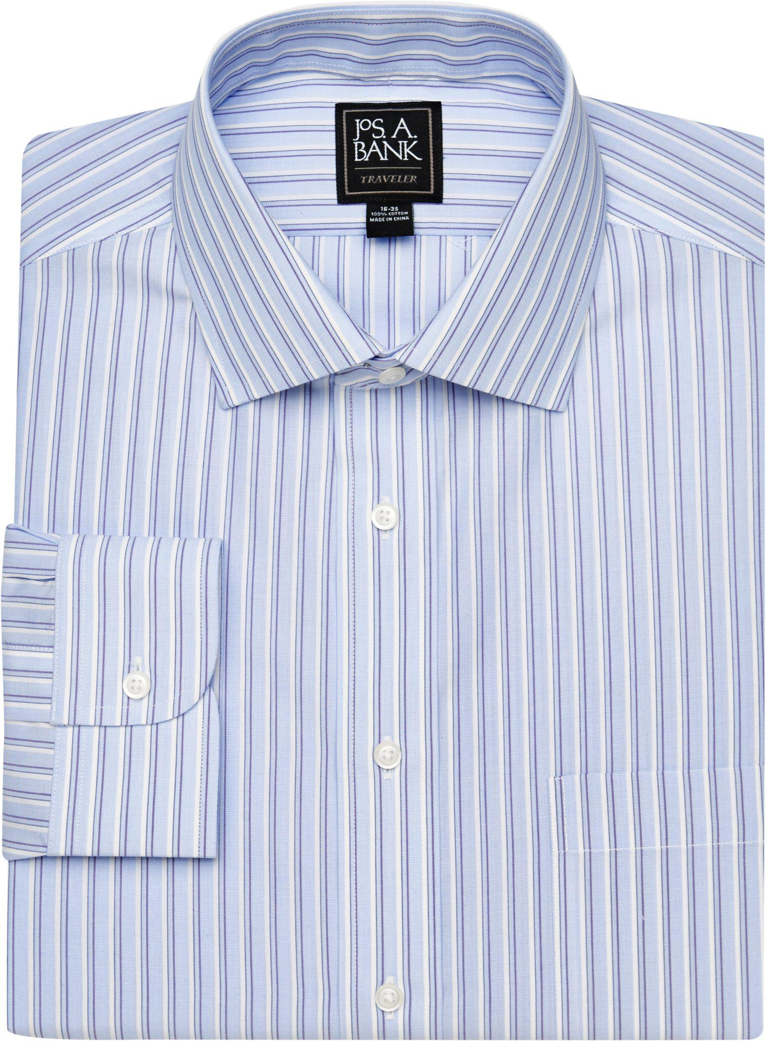 Lyst Jos A Bank Traveler Collection Traditional Fit