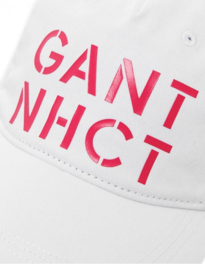 9e6c7672a2e Gant New Haven 49 Sailing Cap in White for Men - Lyst