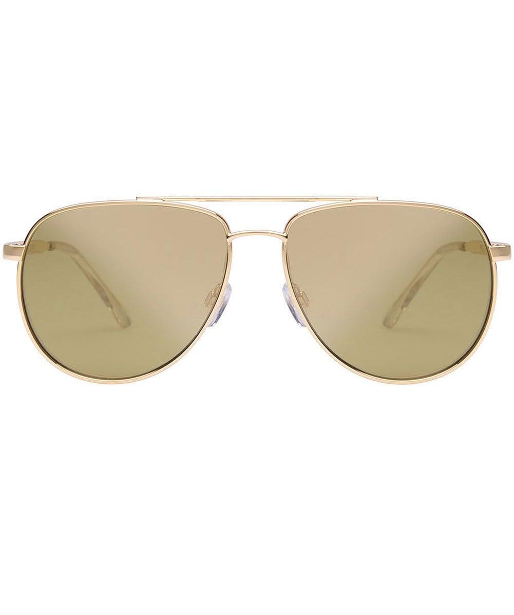 d5668e10cb Le Specs Hard Knock Sunglasses in Metallic for Men - Save 20.3125 ...