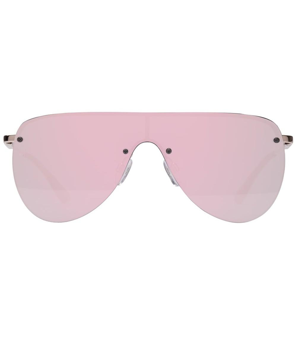 f52ed06990a Lyst - Le Specs The King Sunglasses - Rose Gold in Pink - Save 62%