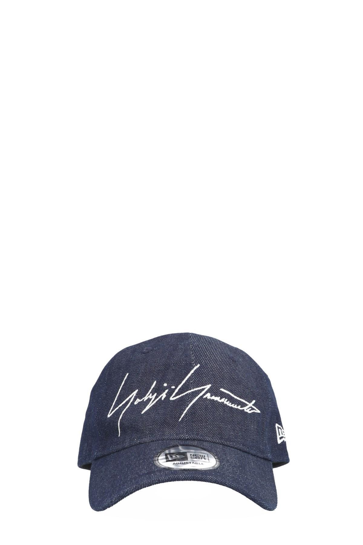 7311df034cdd8 Yohji Yamamoto Collab. New Era Cap in Blue for Men - Lyst