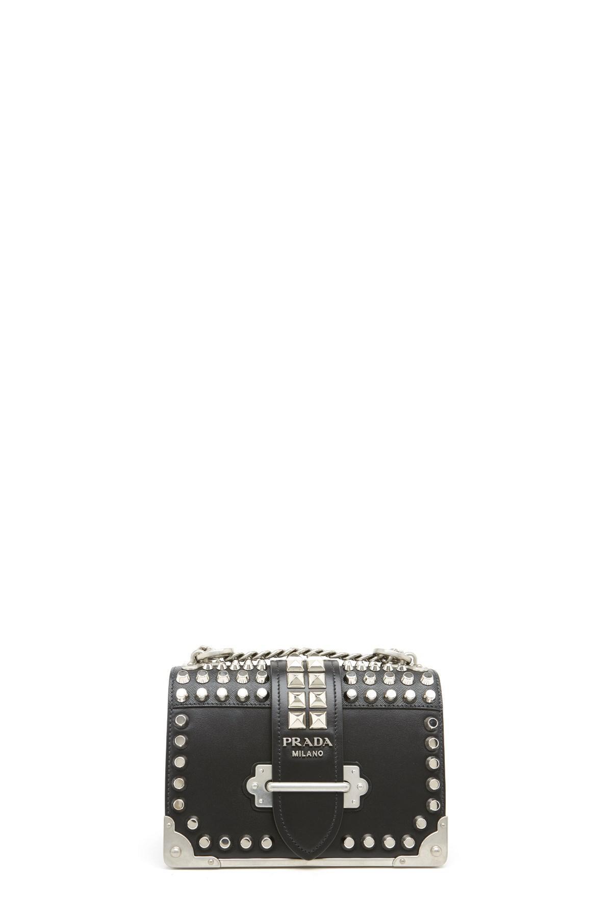 2a7f58dc5fec Lyst - Prada 'cahier' Crossboy Bag
