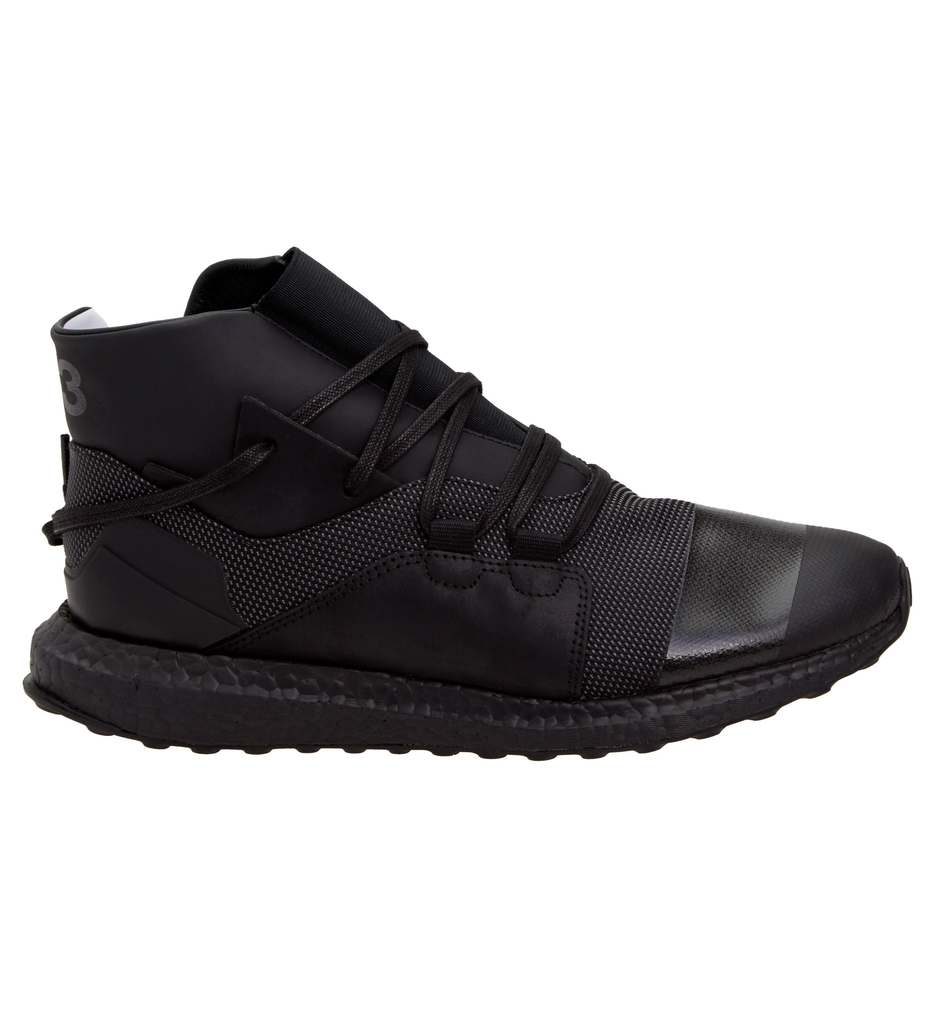 Top High Core For Y3 In Sneaker Men 3 Black Lyst Y Kozoko BaZn0