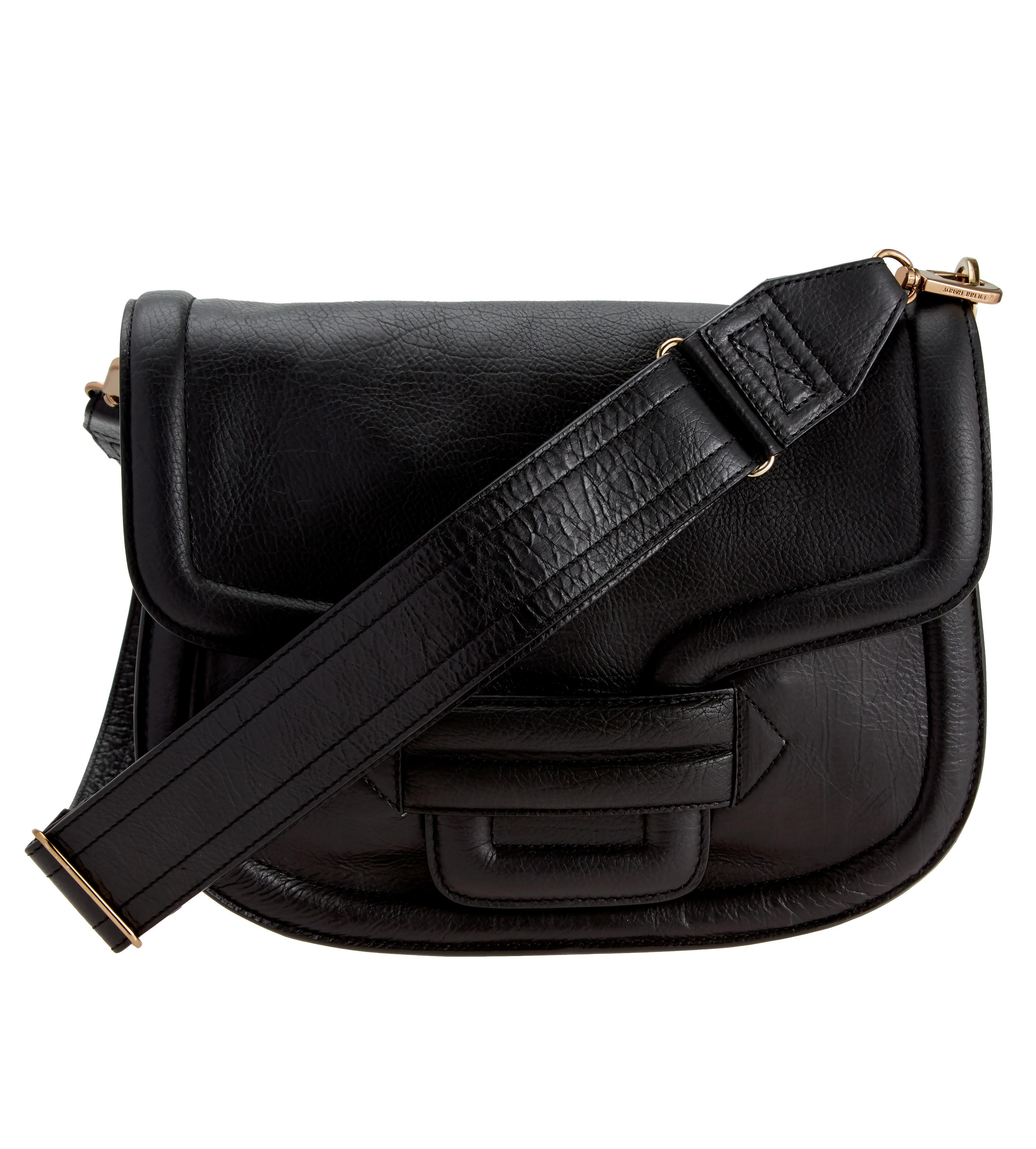 Mini Alpha Ville shoulder bag - Black Pierre Hardy vprFKW0bz