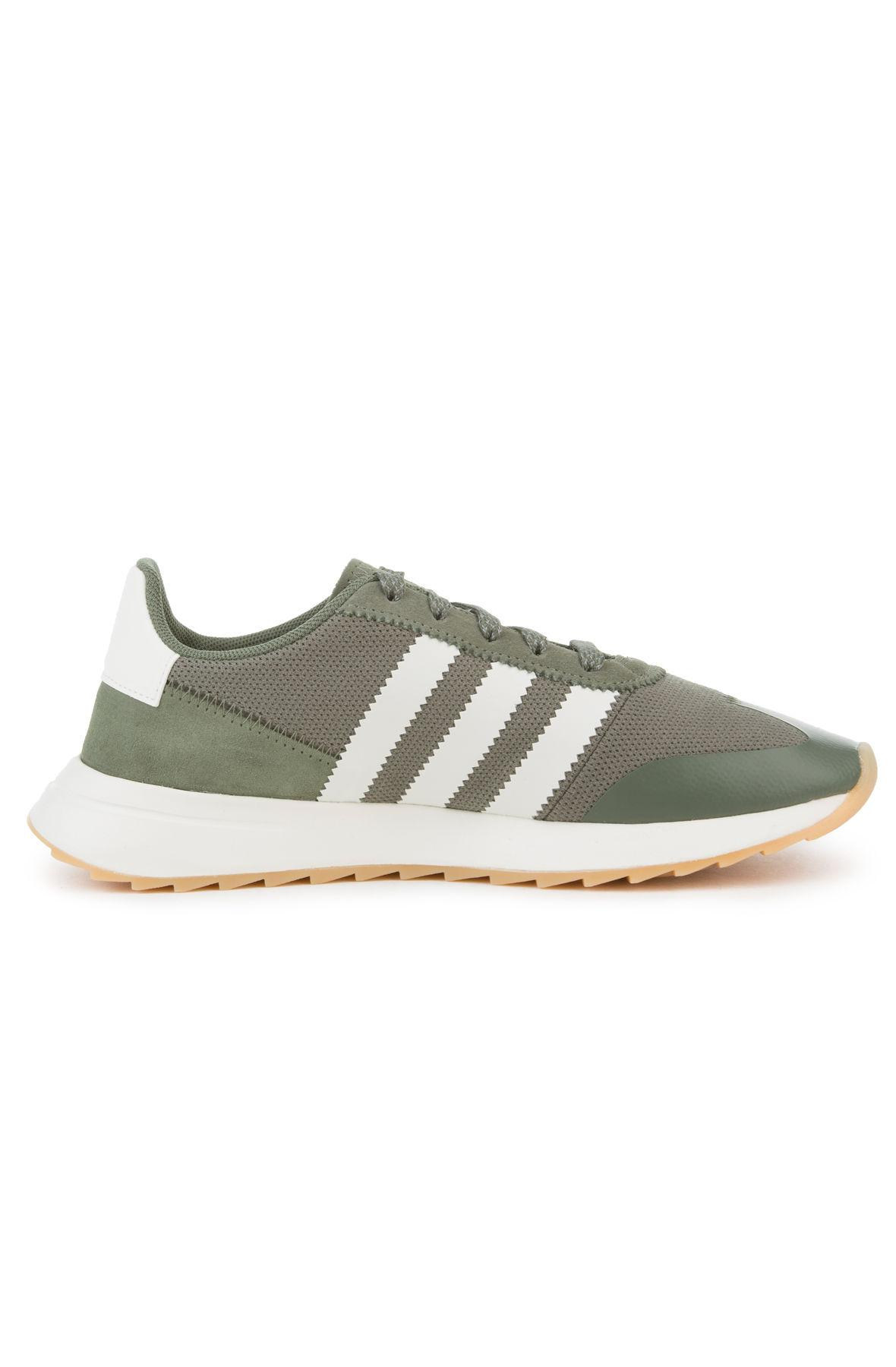 9e01639d965 Lyst - adidas The Women s Flb In St.major  Off White And Crystal ...
