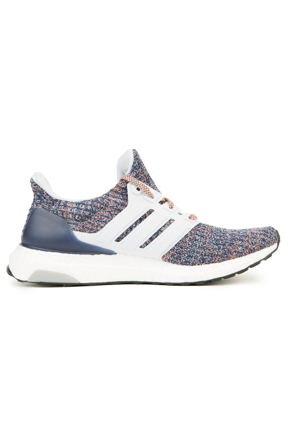the latest 543b8 8caba Lyst - adidas The Women s Ultraboost In Aero Blue And Noble Indigo ...