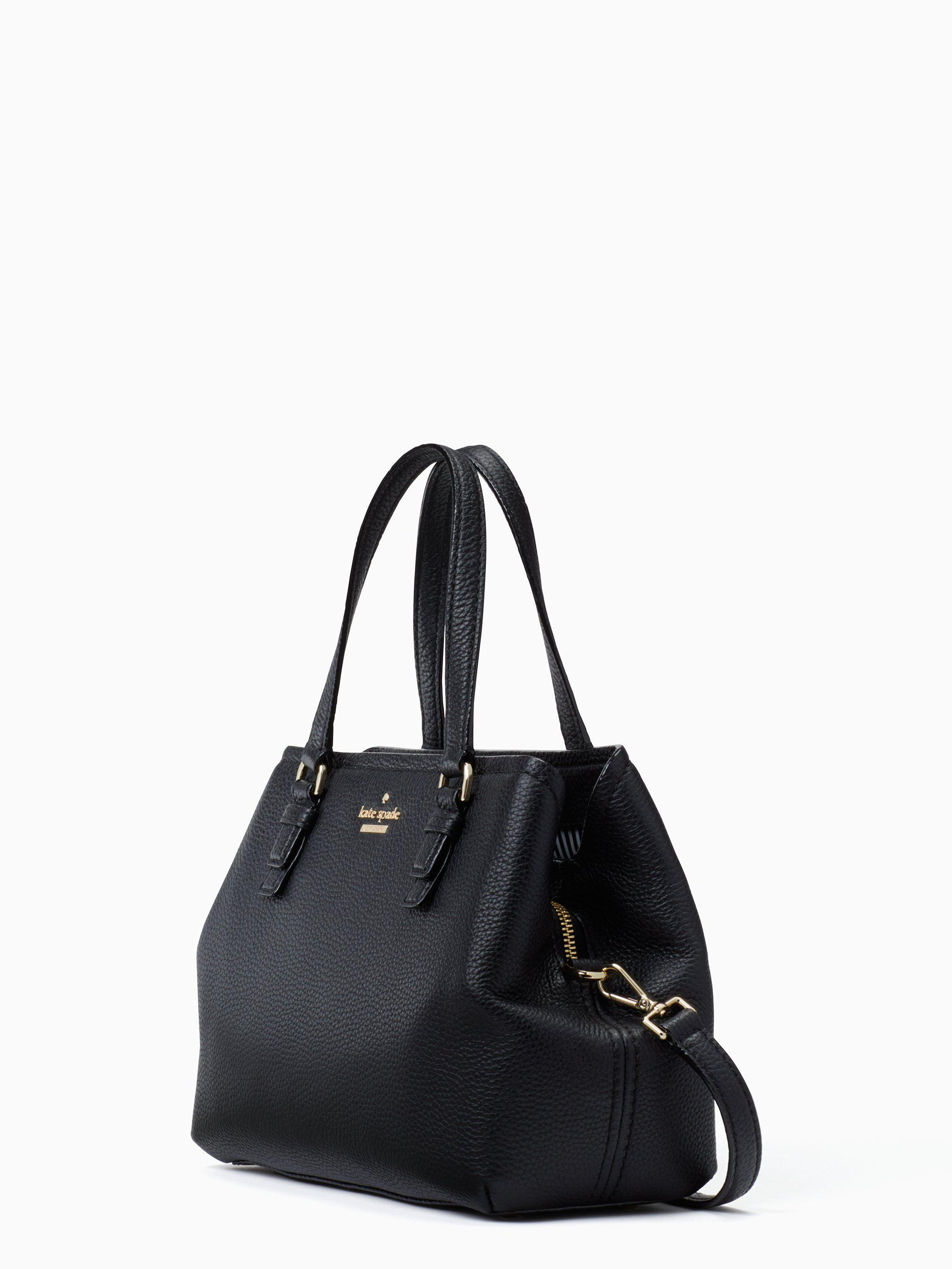 4b80568b3fd Kate Spade New York Jackson Street Small Octavia Leather Bag Women