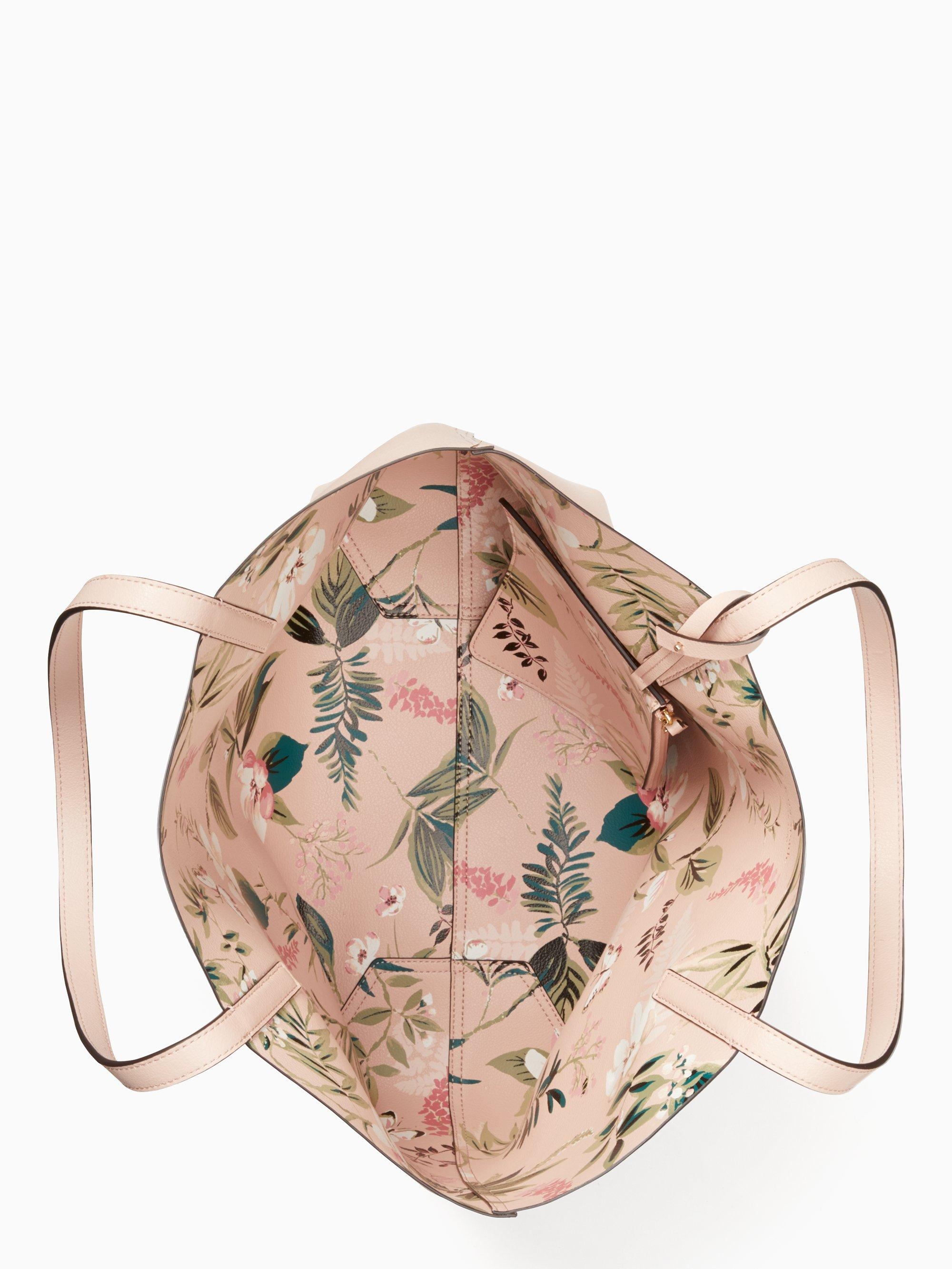 2f7f764a68d1f Kate Spade Arch Place Mya Botanical in Pink - Lyst