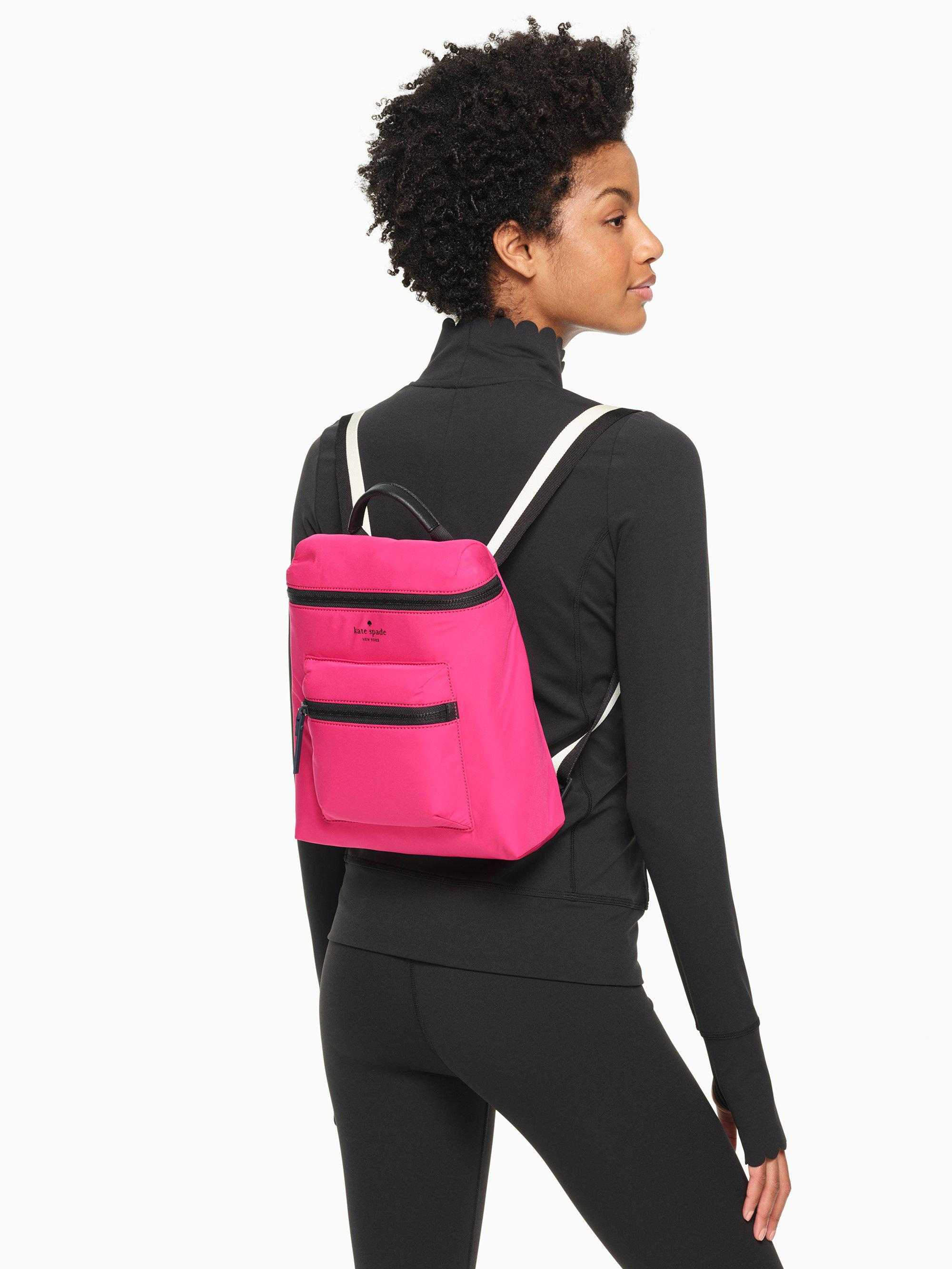 c0dd329d3f73 Lyst - Kate Spade That s The Spirit Convertible Backpack in Pink