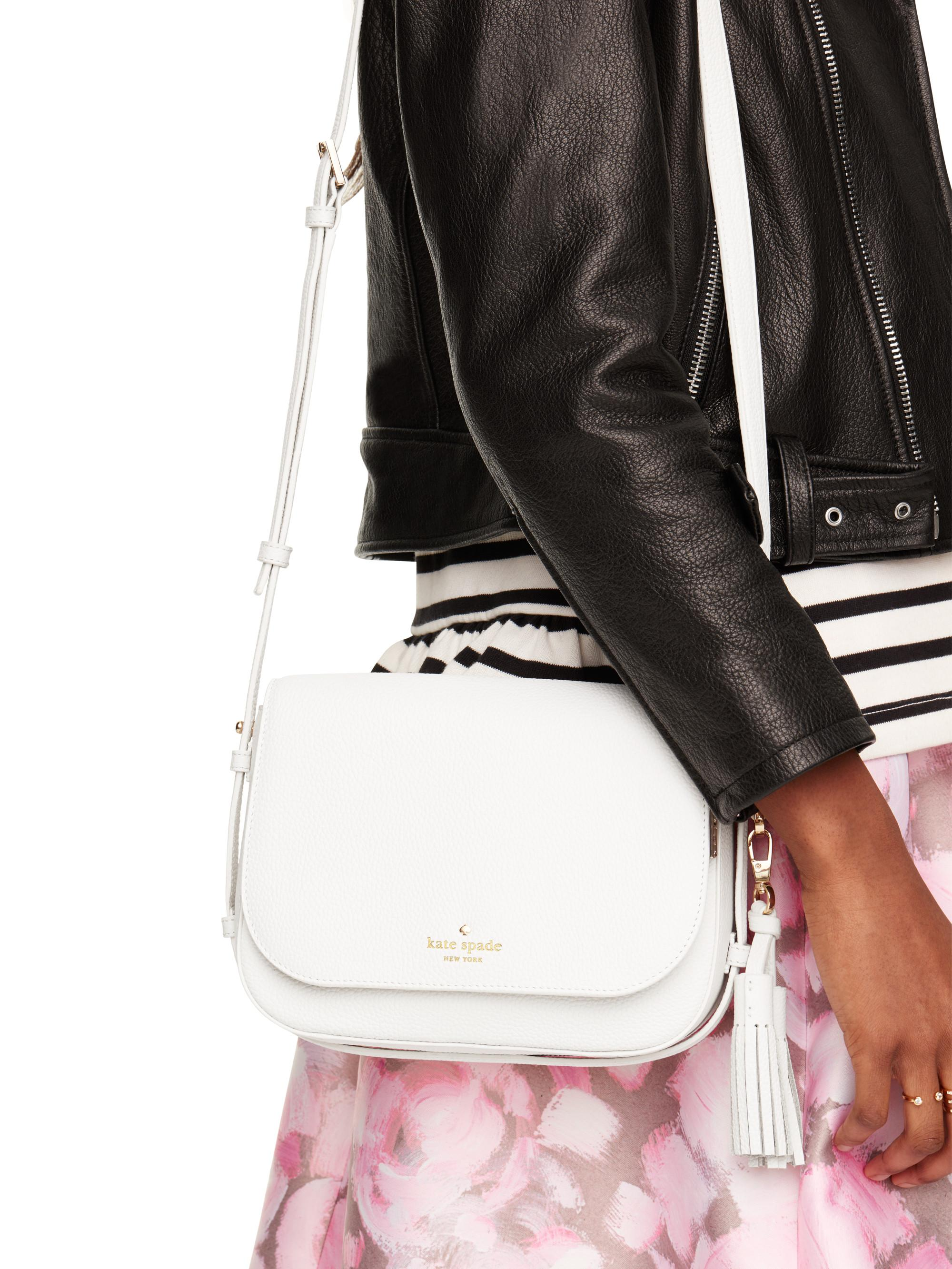 65e2d7dfb Kate Spade Orchard Street Penelope in White - Lyst
