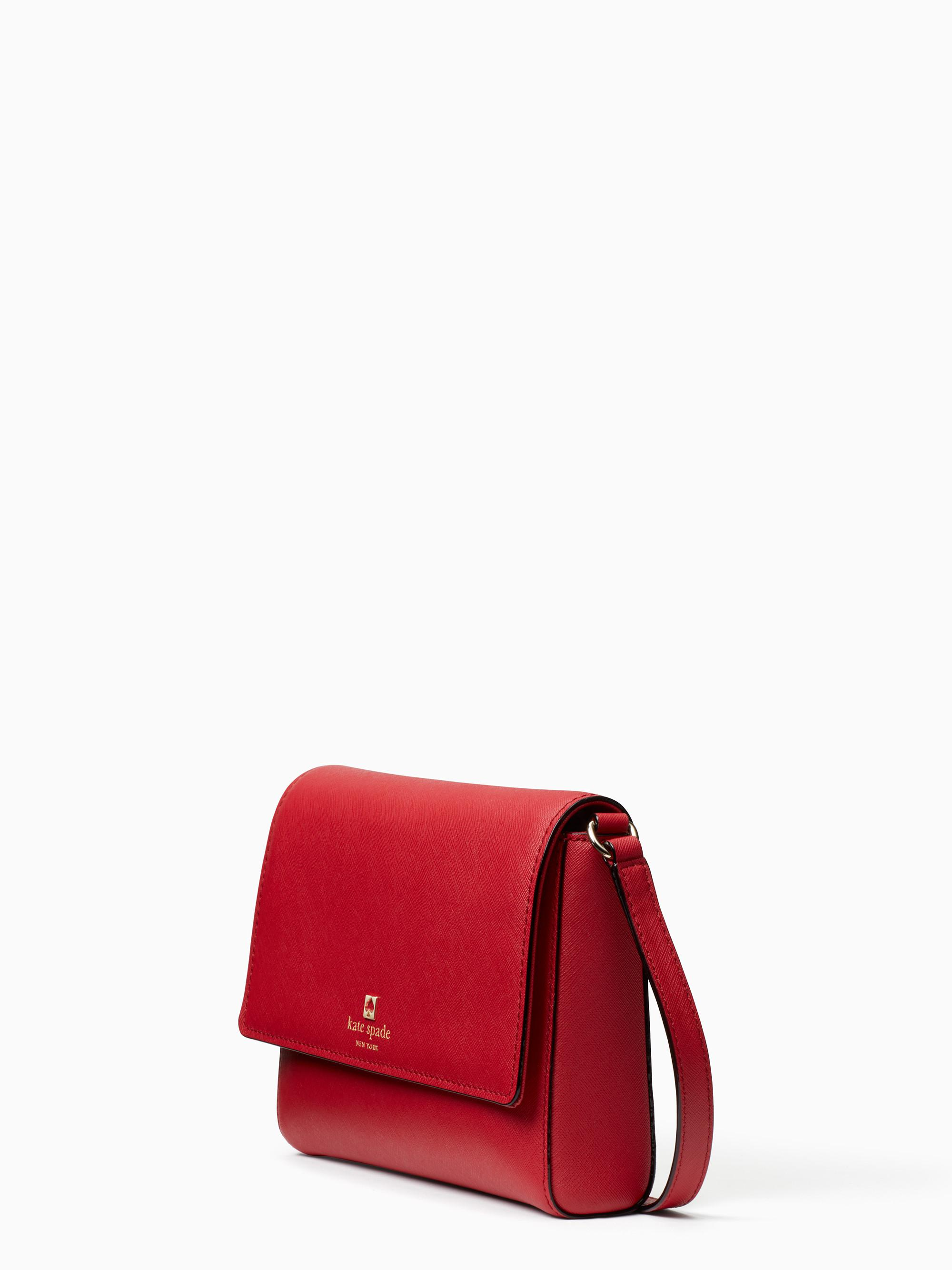 Lyst Kate Spade Cove Street Dody In Red