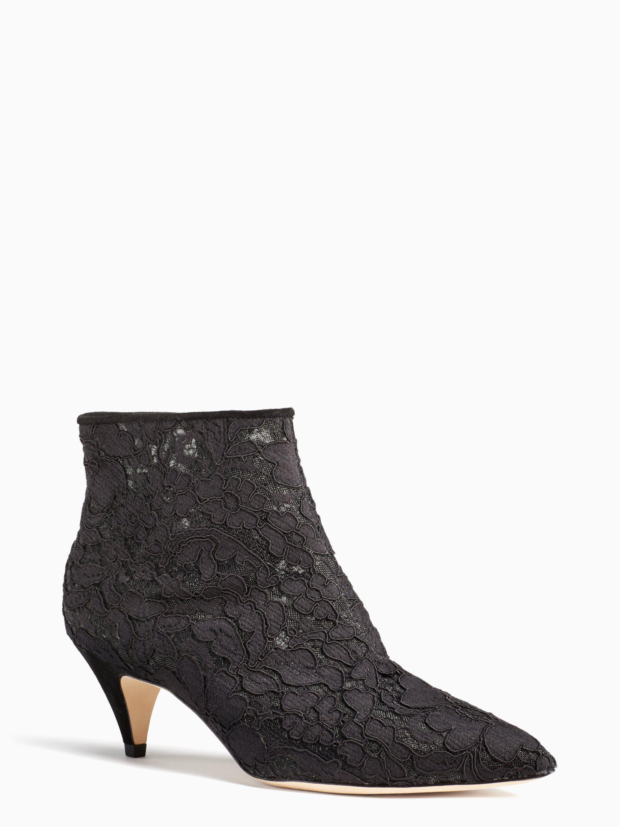 db4c6af85b27 Lyst - Kate Spade Stan Boots in Black