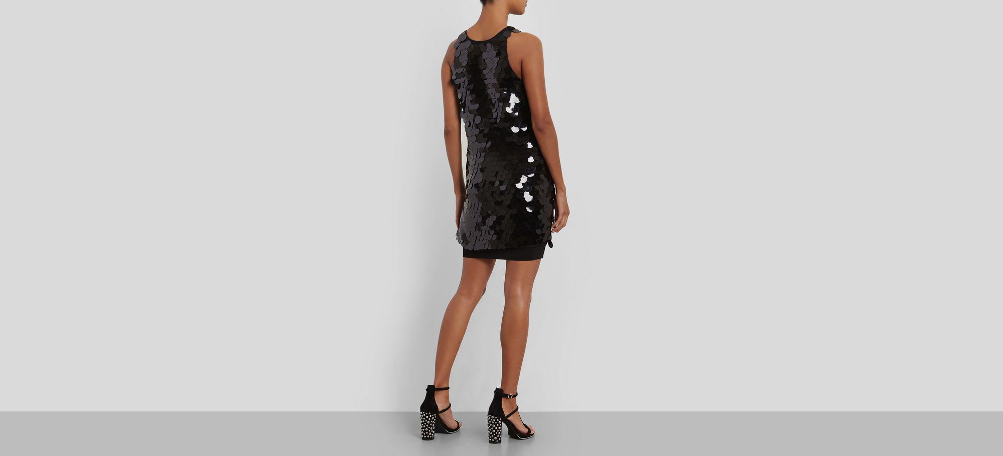 Cheap Sale Ebay Clearance Best Sale Paillete Swing Dress Kenneth Cole Clearance Discounts Top Quality Online 0JaKdvGK