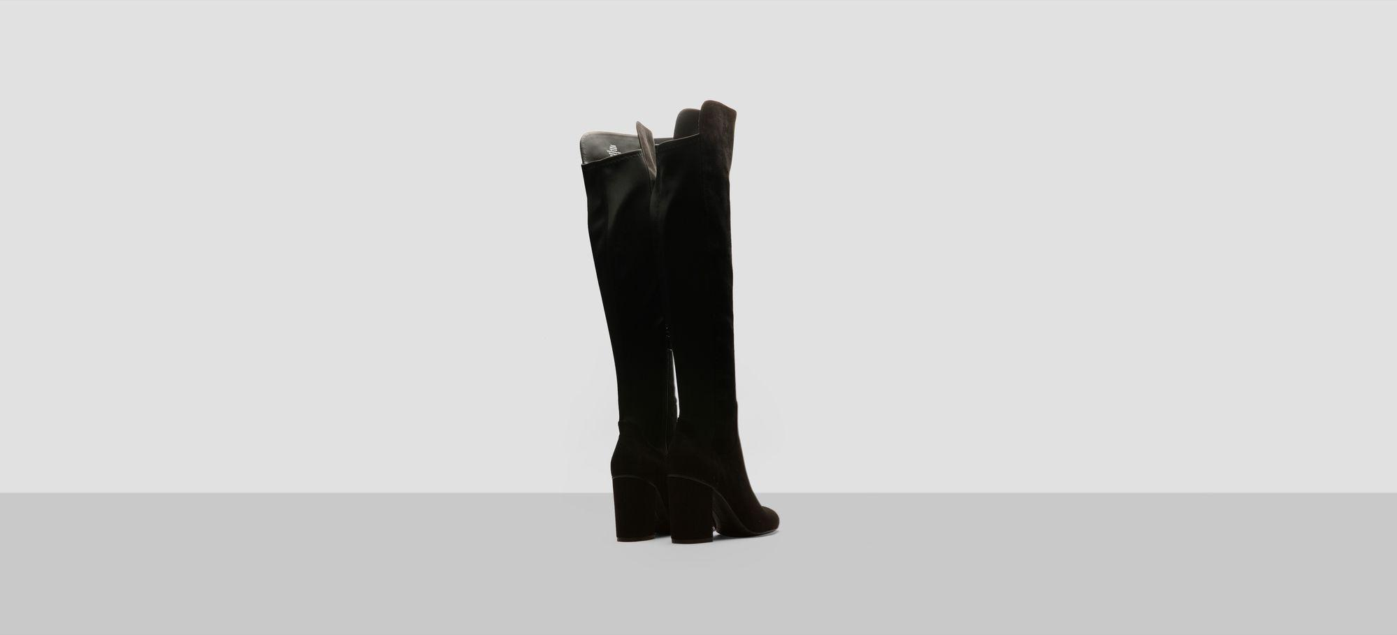 c356c5fb912 Lyst - Kenneth Cole Reaction Tammie Over-the-knee Boot in Black